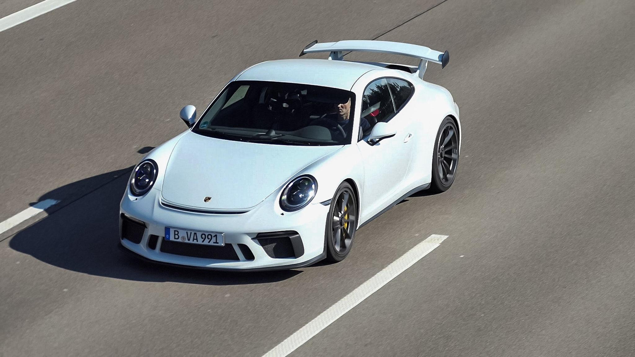 Porsche 991 GT3 - B-VA-991