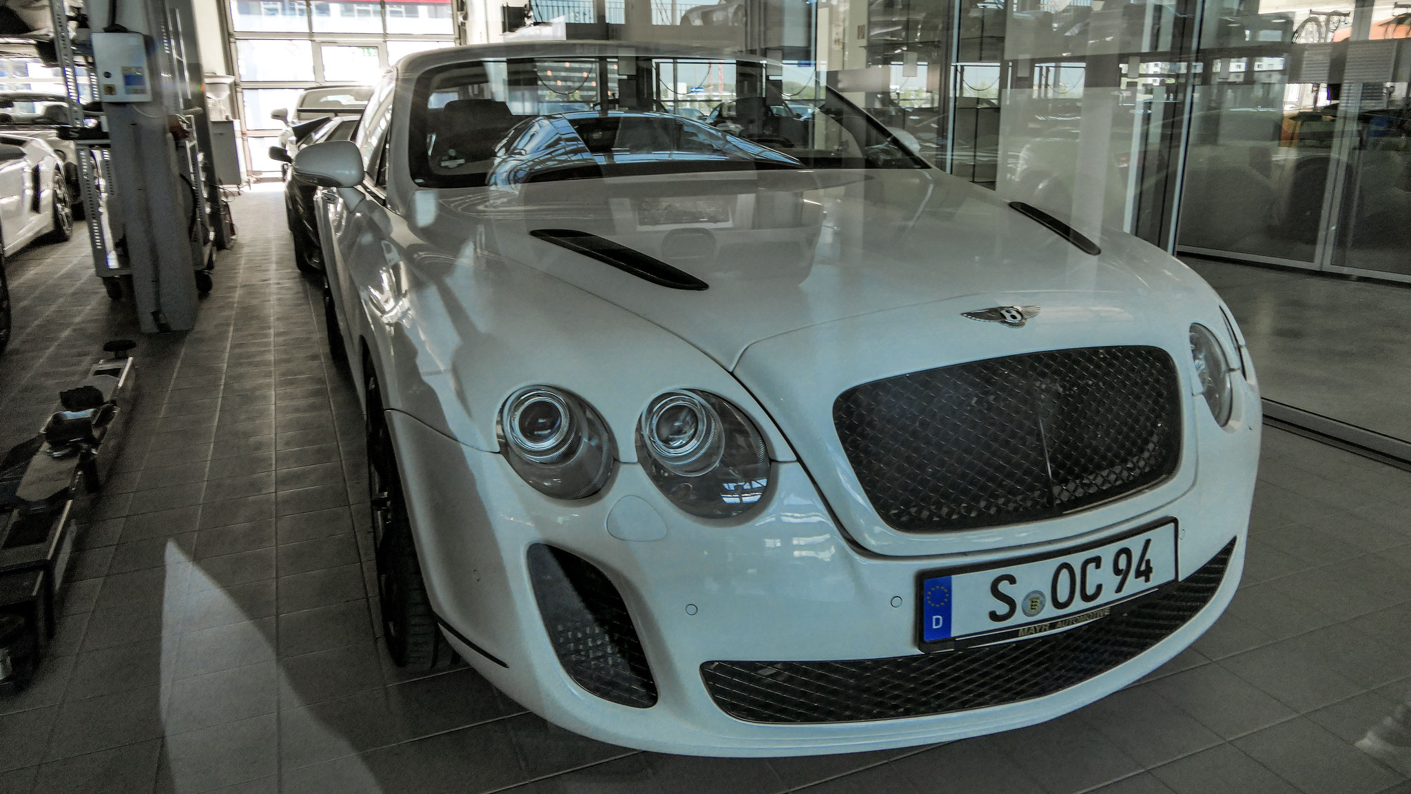 Bentley Continental GT Supersports - S-OC-94