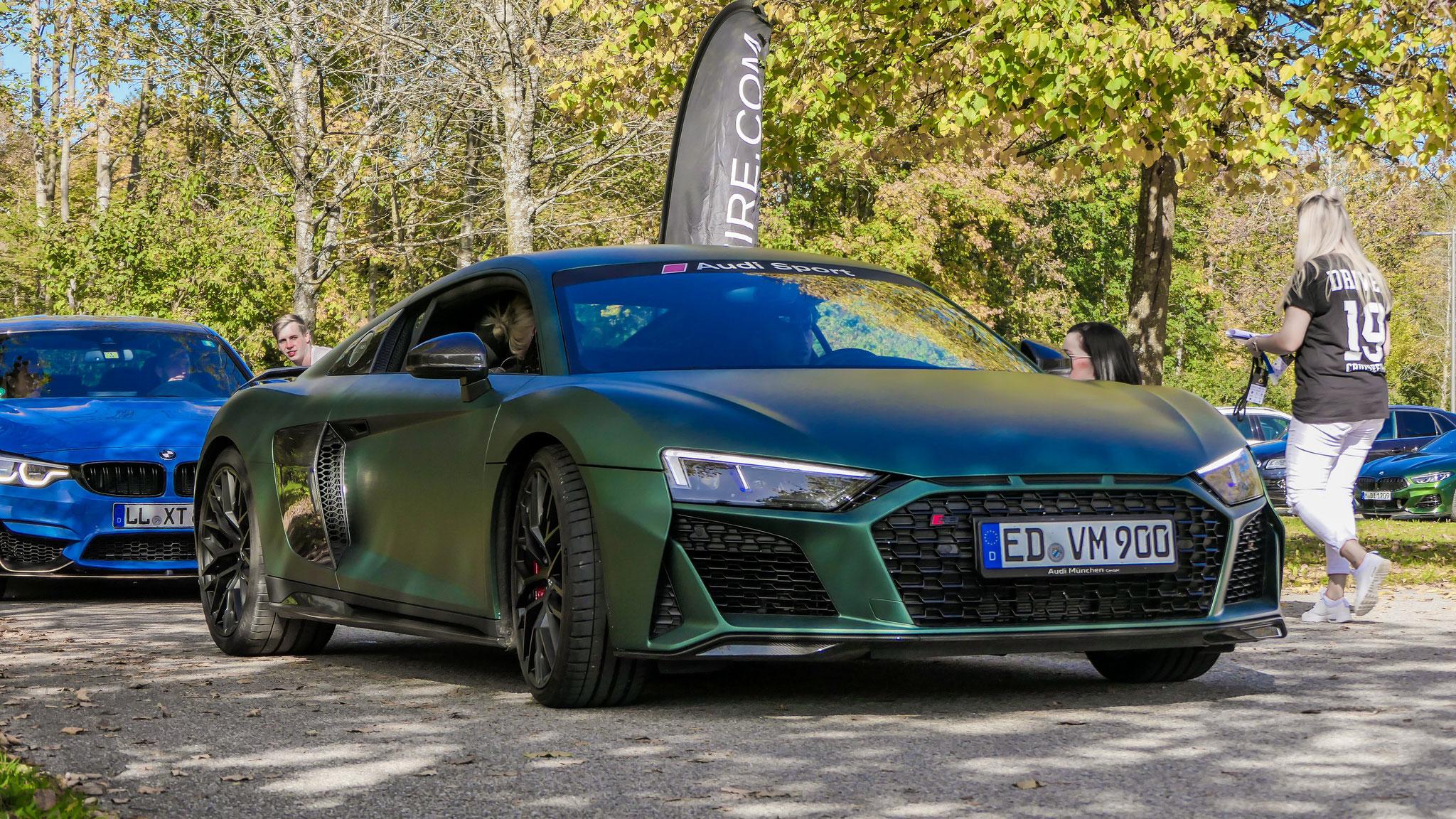 Audi R8 V10 - ED-VM-900