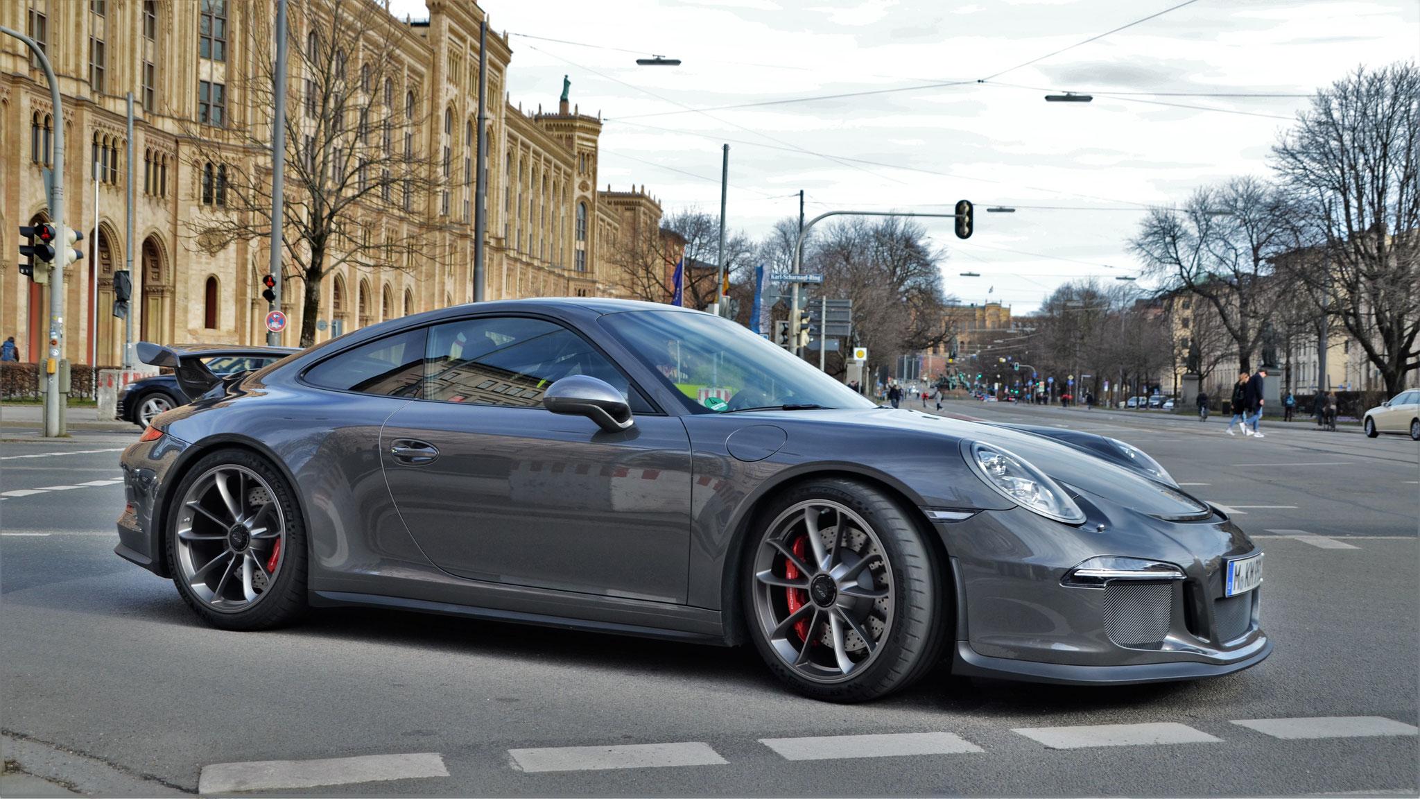 Porsche 991 GT3 - M-KM-991