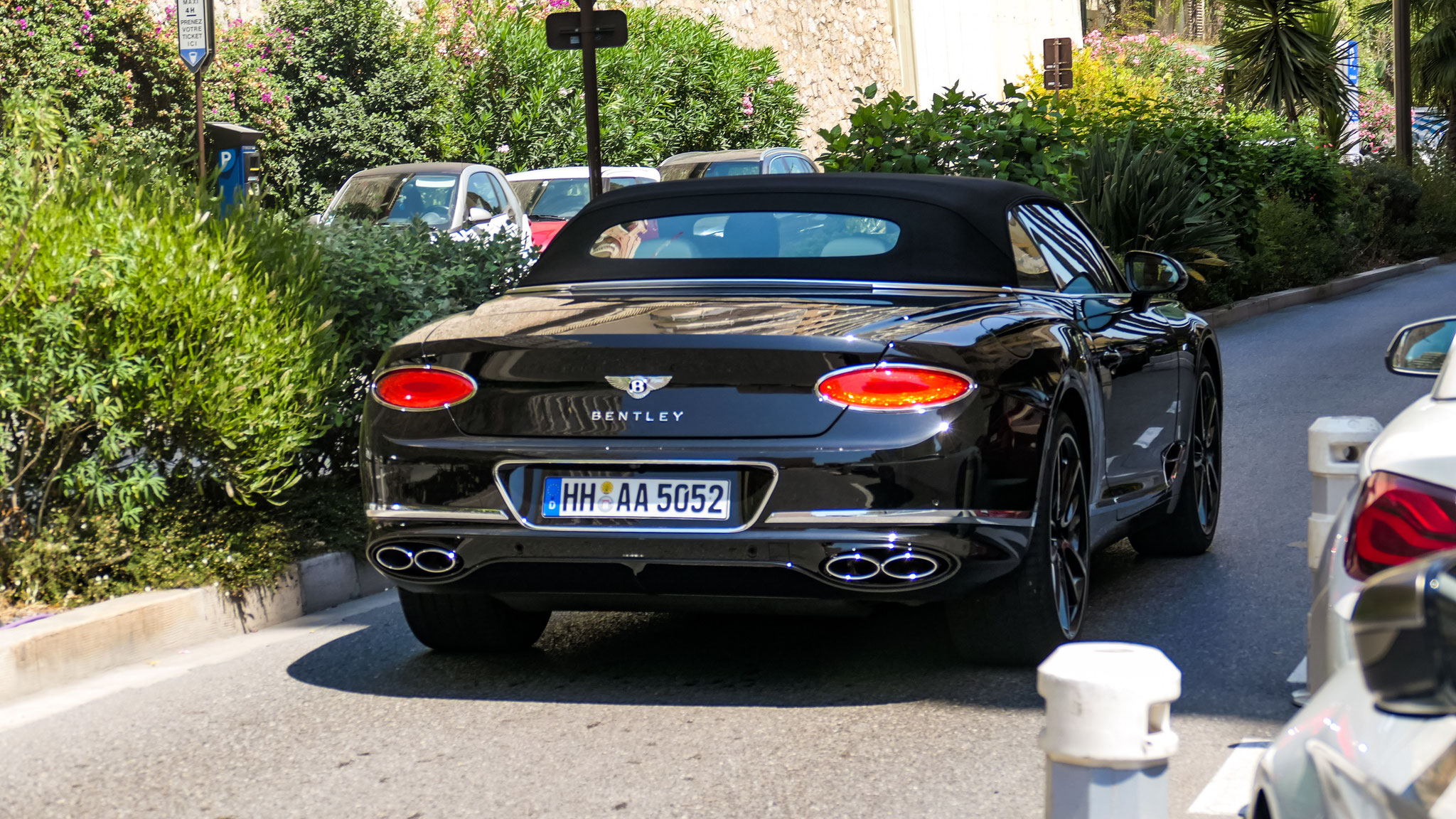 Bentley Continental GTC - HH-AA-5052