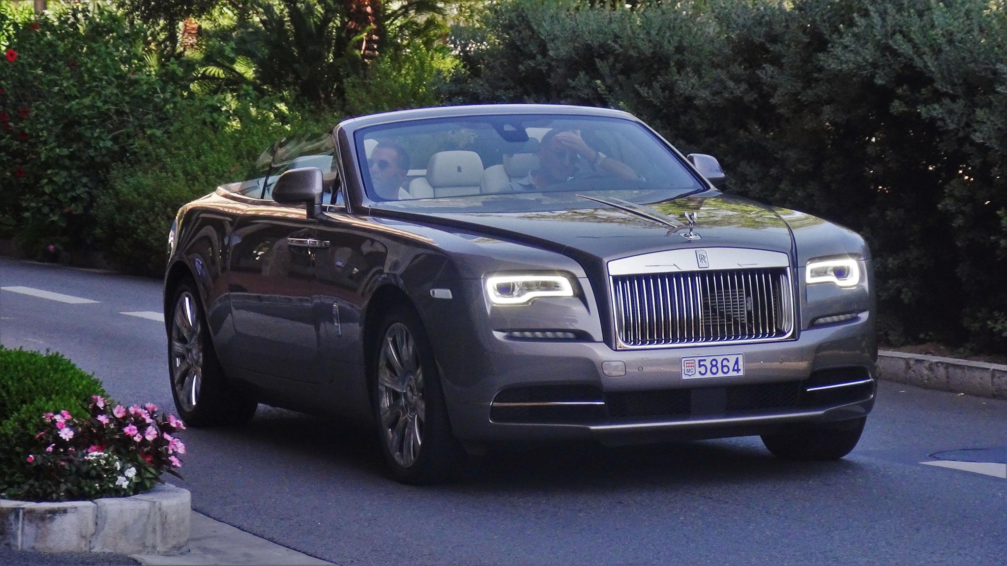 Rolls Royce Dawn - 5864 (MC)