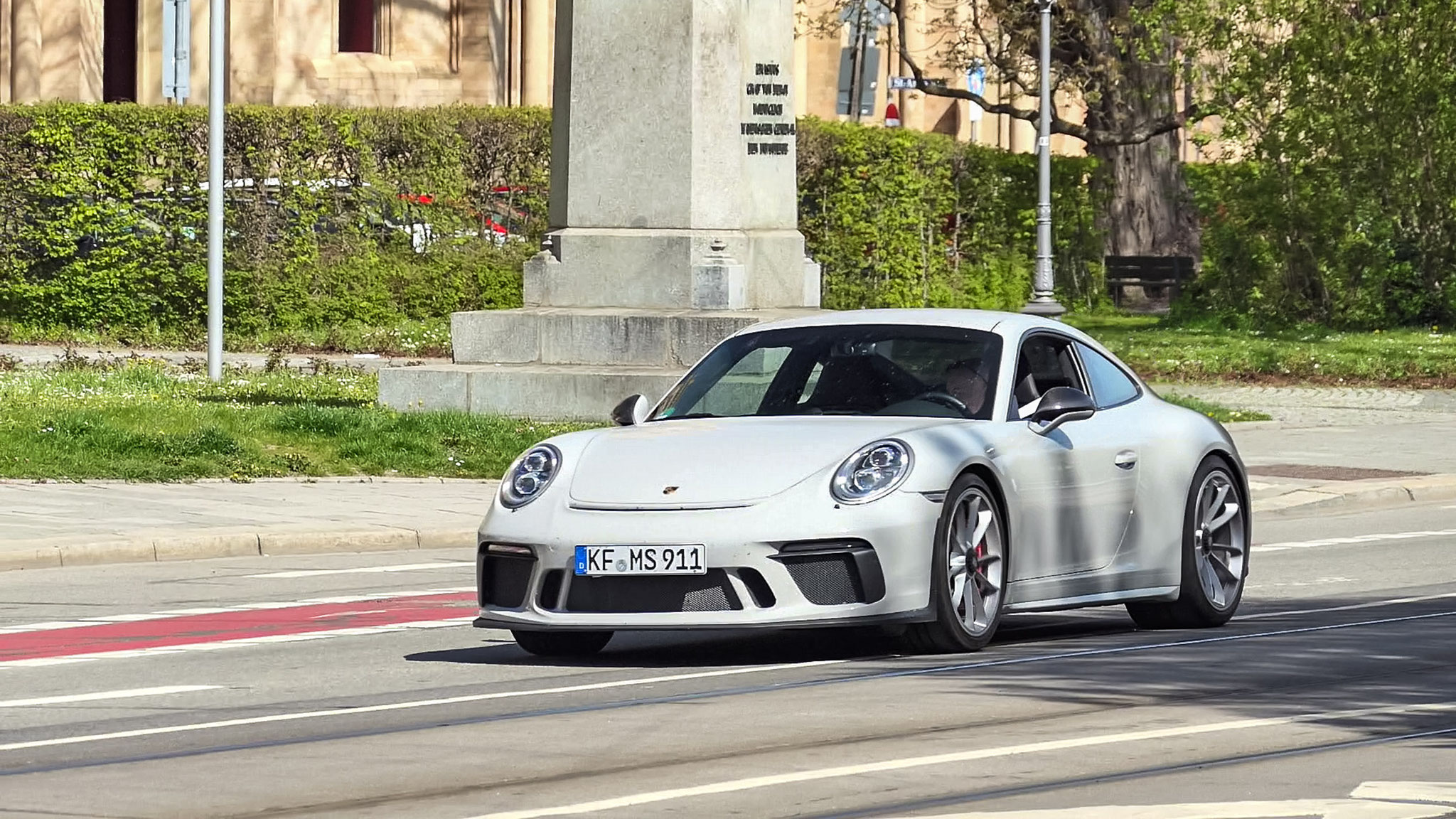 Porsche 991 GT3 Touring Package - KF-MS-911