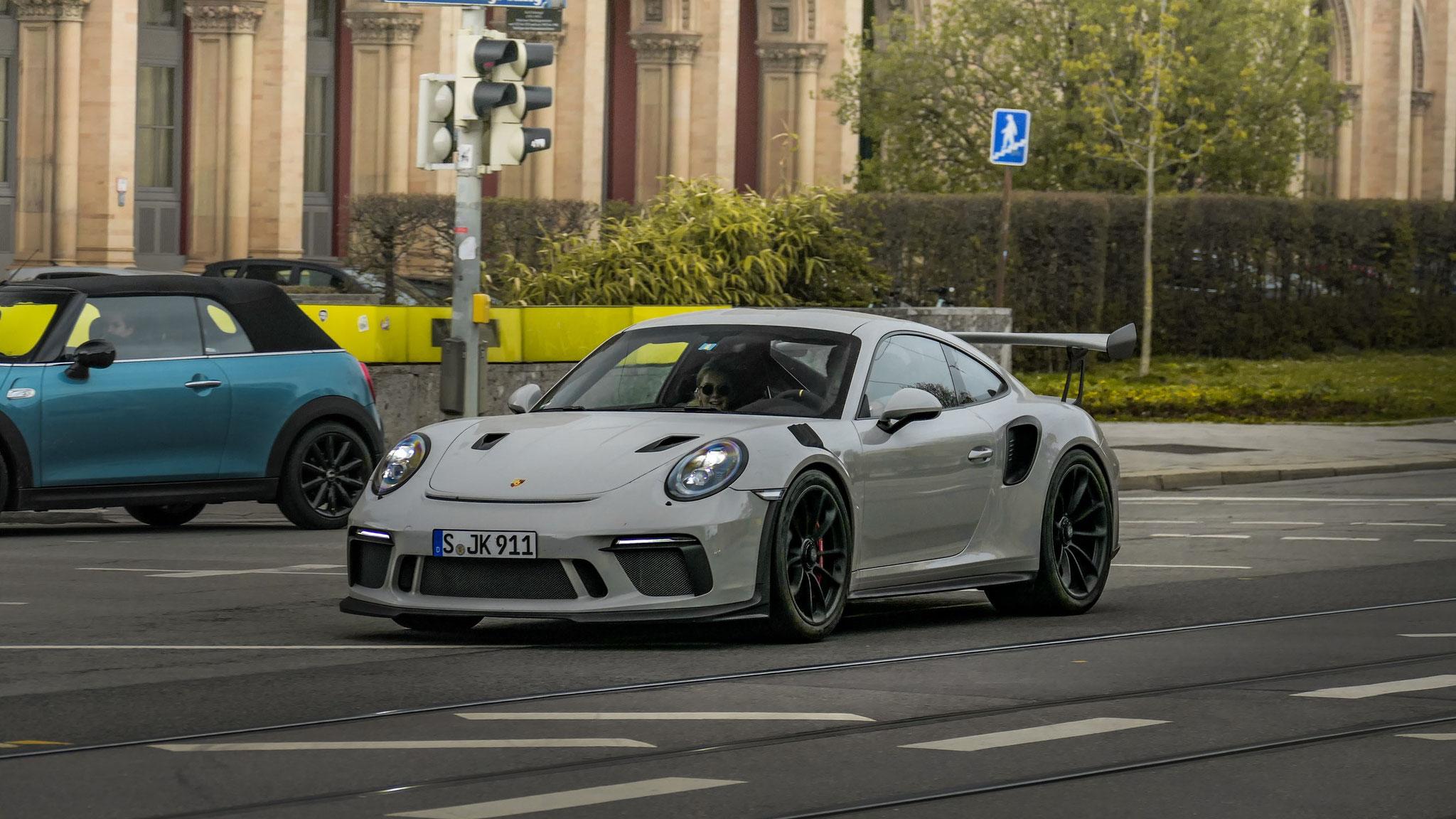 Porsche 911 991.2 GT3 RS - S-JK-911