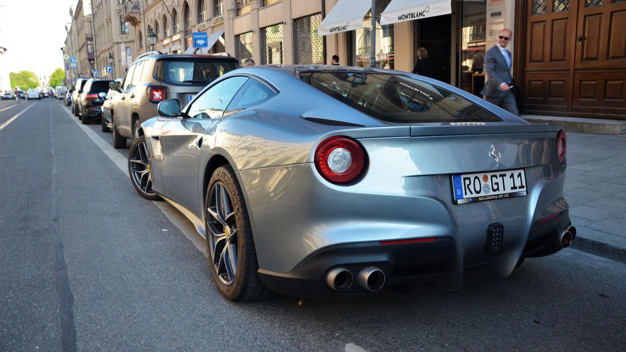Ferrari F12 Berlinetta - RO-GT-11