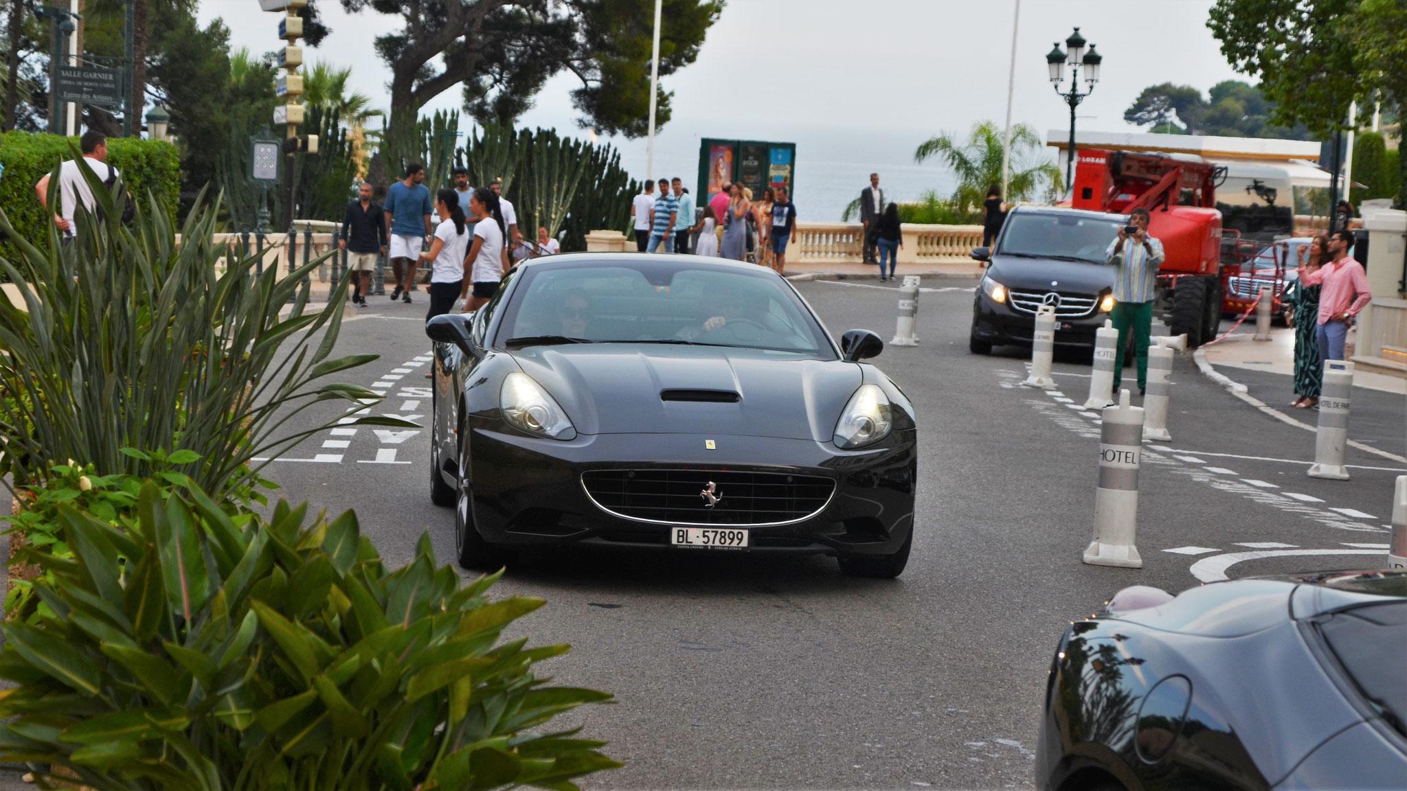Ferrari California - BL-57899 (CH)