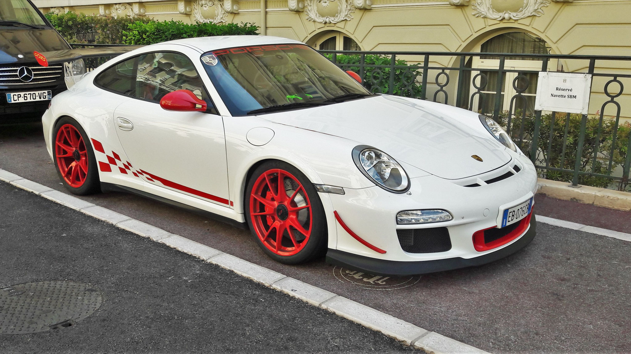 Porsche 911 GT3 RS - EB-076-CB (ITA)