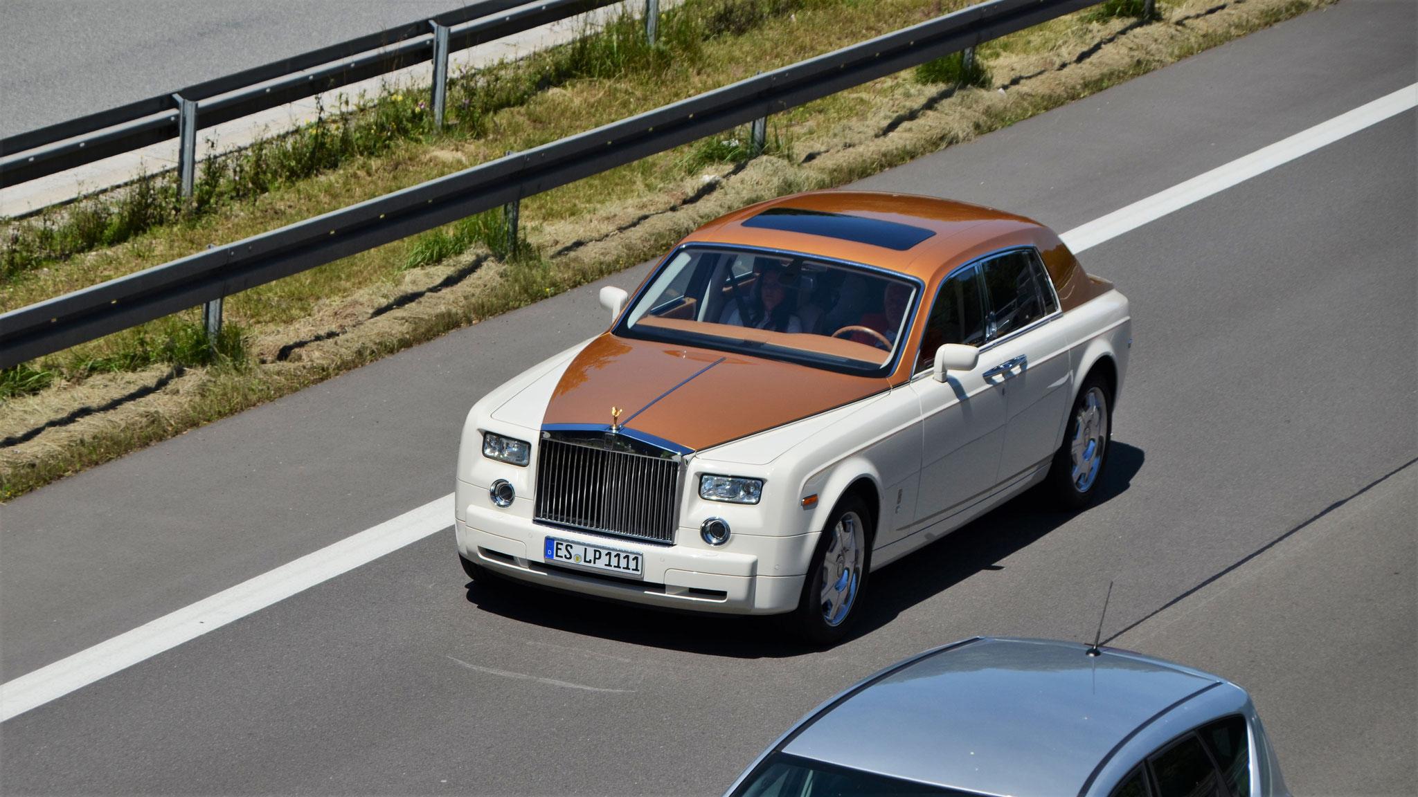 Rolls Royce Phantom - ES-LP-1111