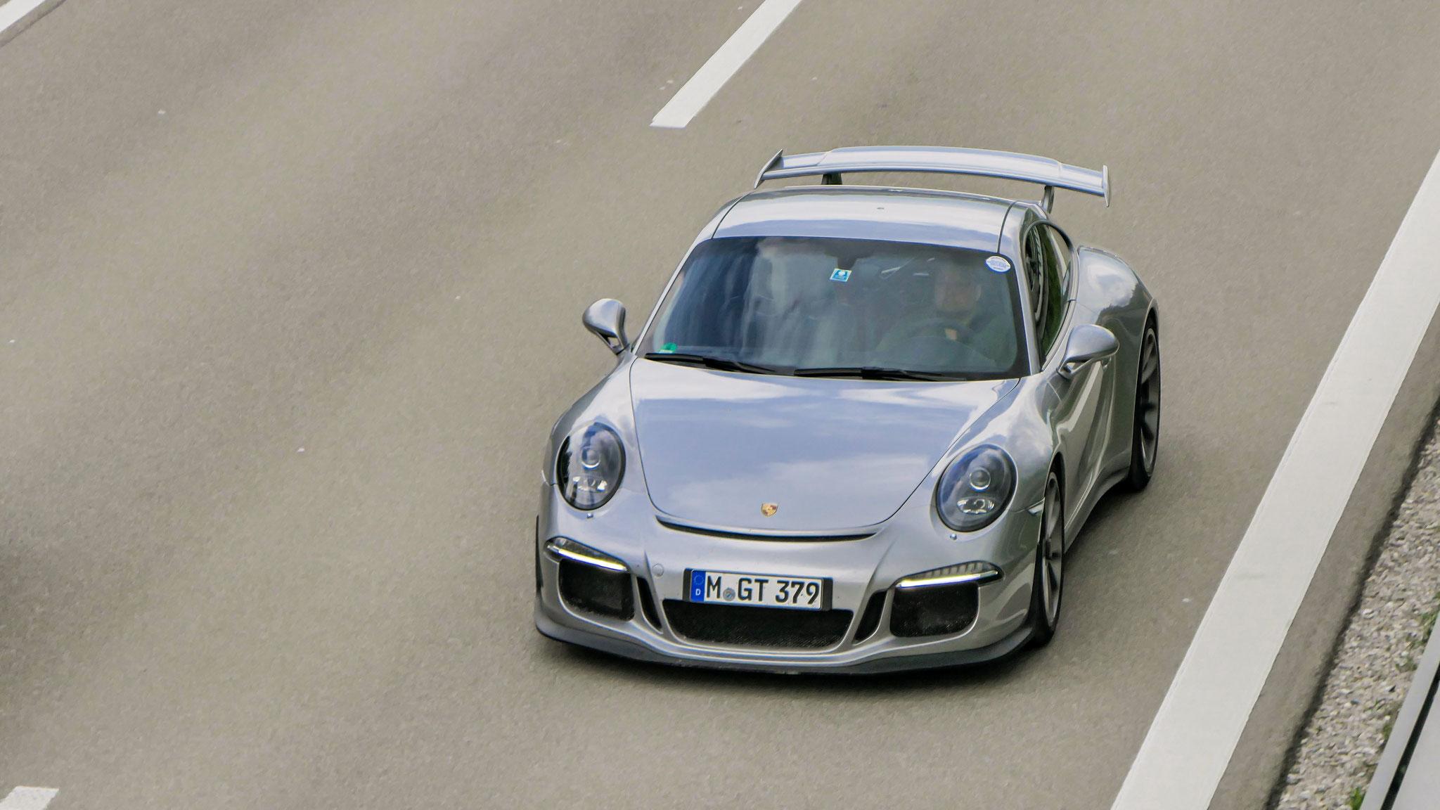 Porsche 991 GT3 - M-GT-379
