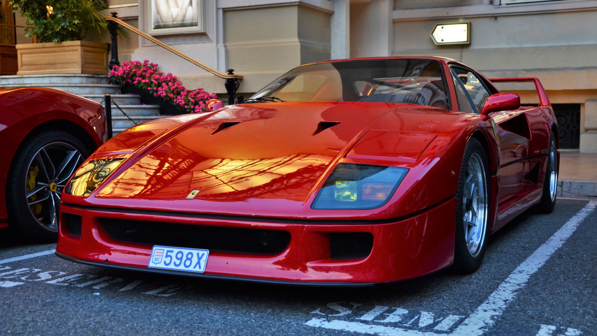 Ferrari F40 - 598X (MC)