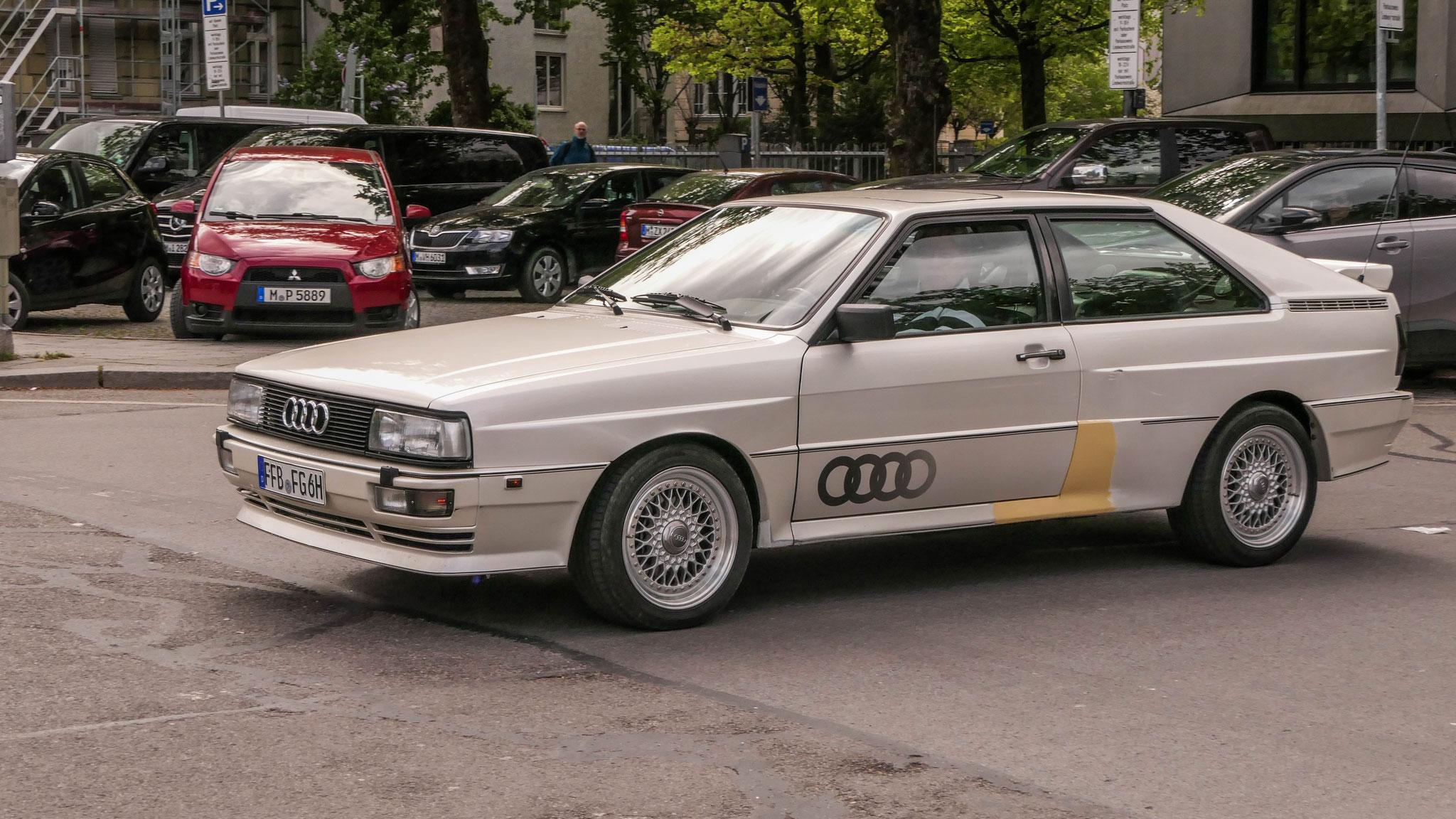 Audi quattro - FFB-FG-6H