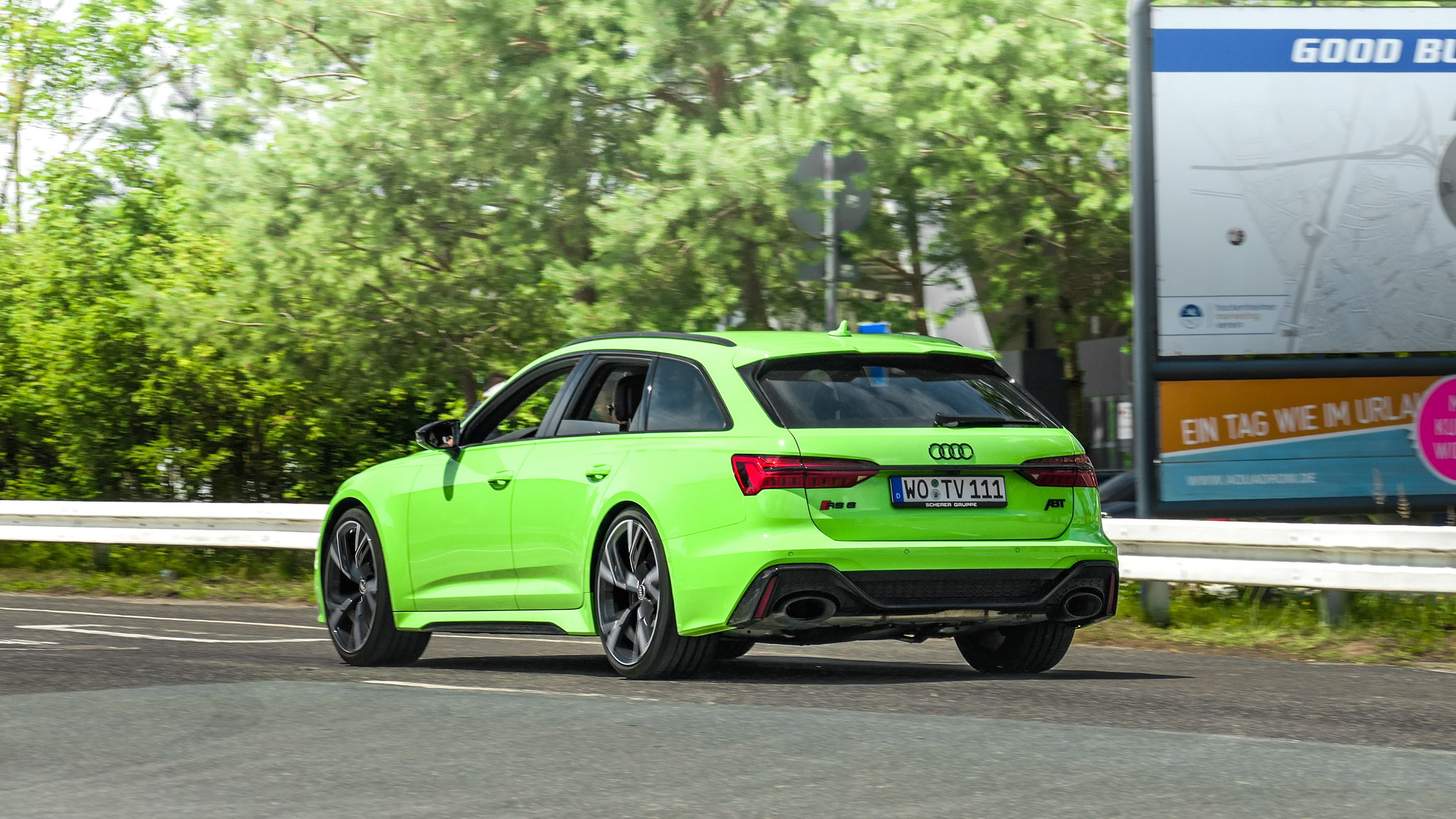 Audi RS6 ABT - WO-TV-111