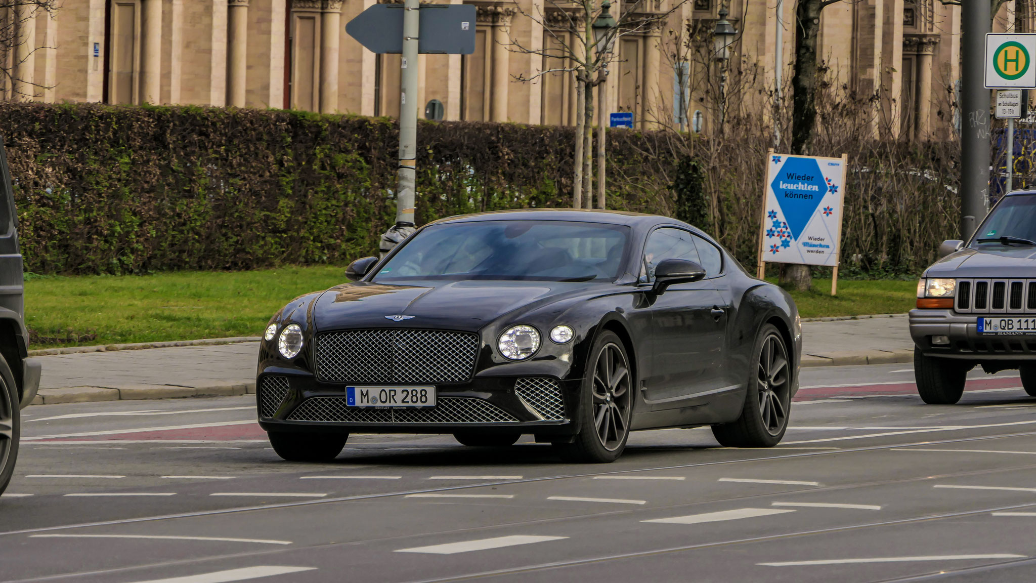 Bentley Continental GT - M-OR-288
