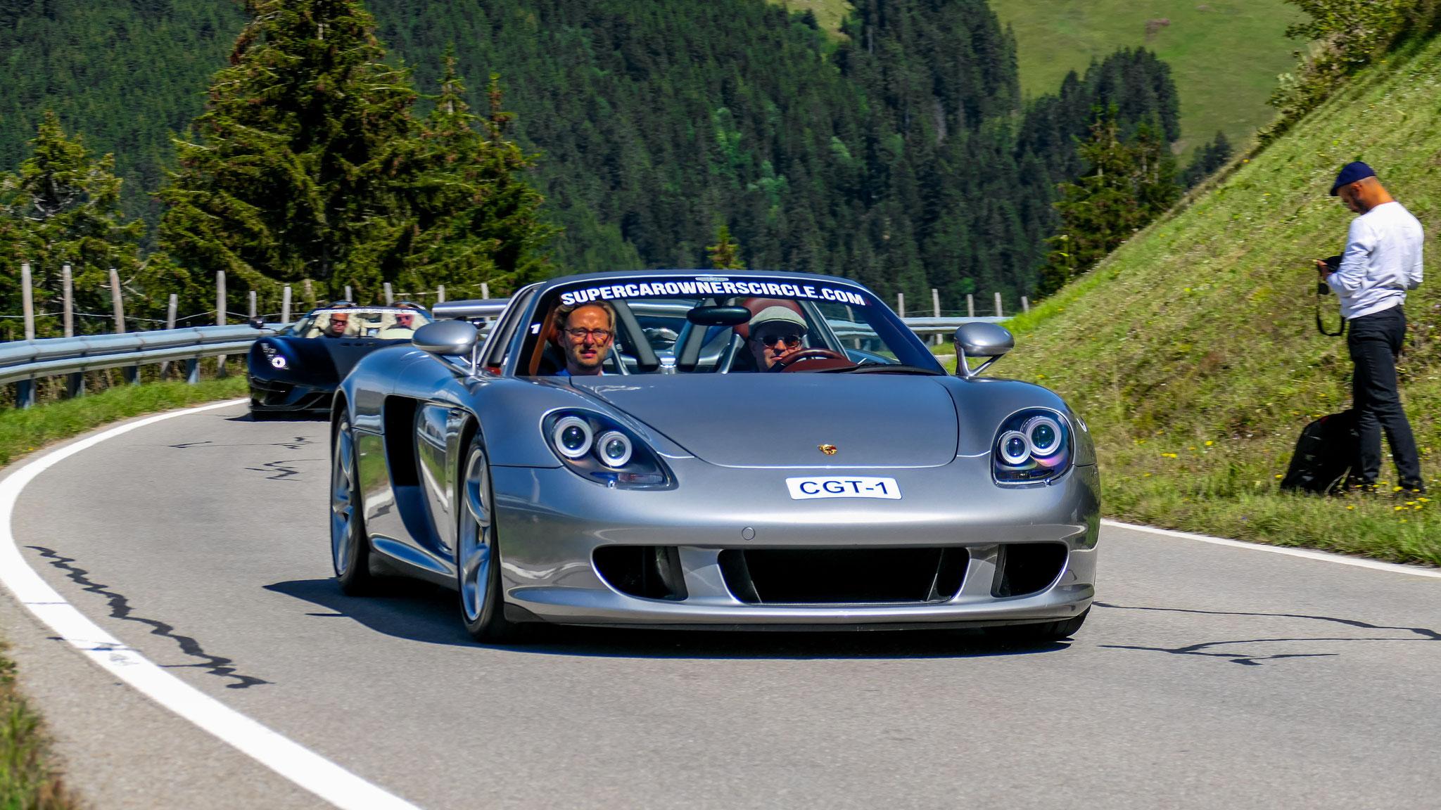 Porsche Carrera GT - CGT-1 (GB)