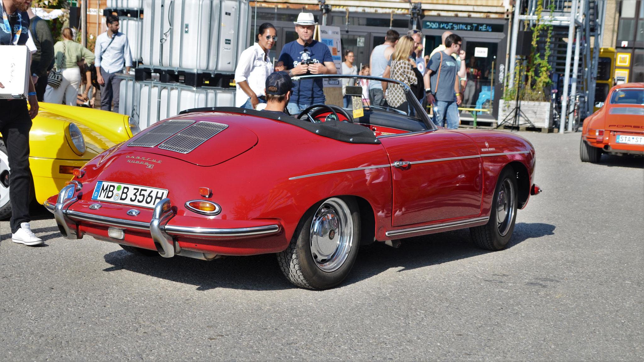 Porsche 356 Super90 - MB-B-356H