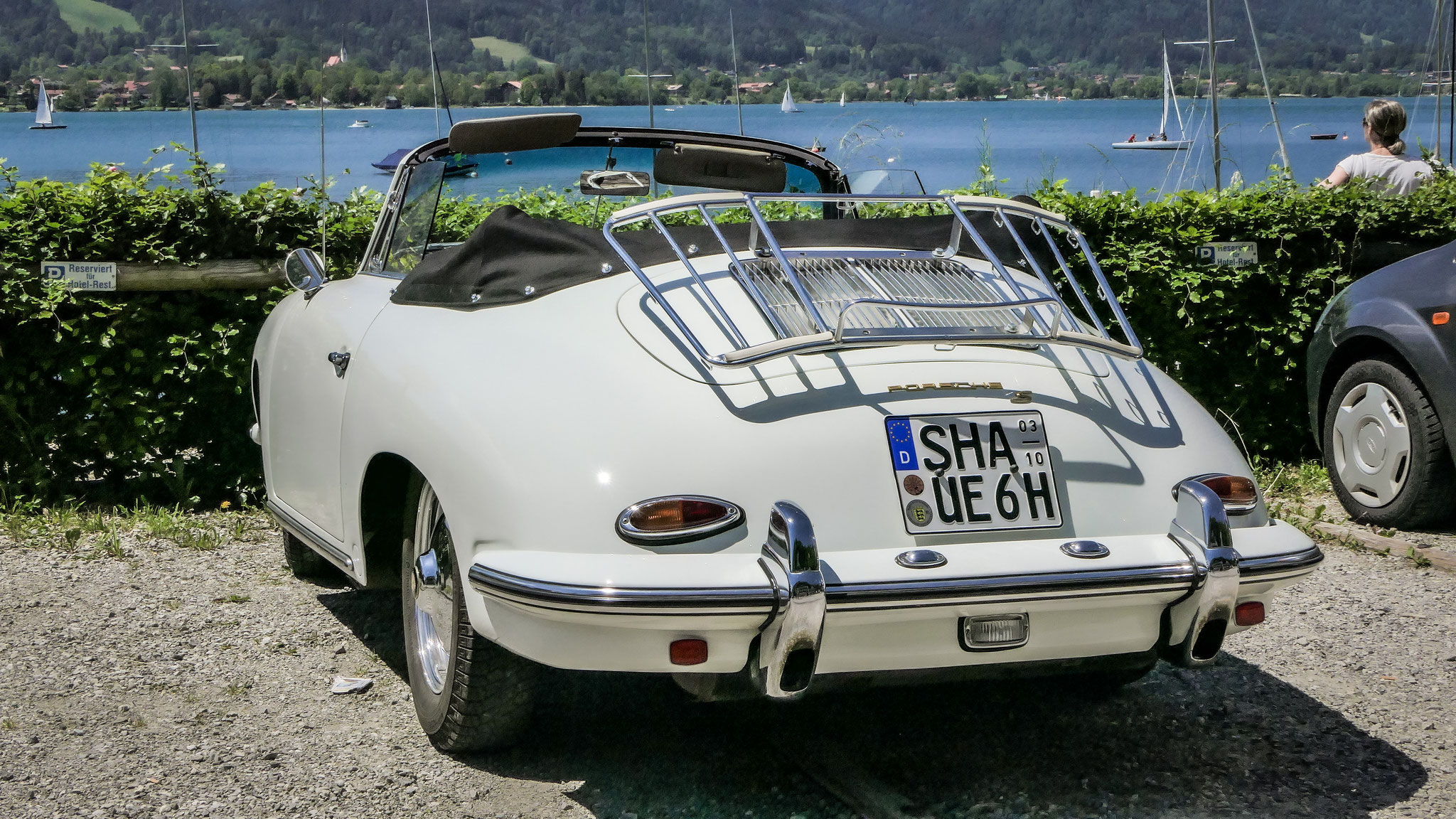 Porsche 356 S - SHA-UE-6H