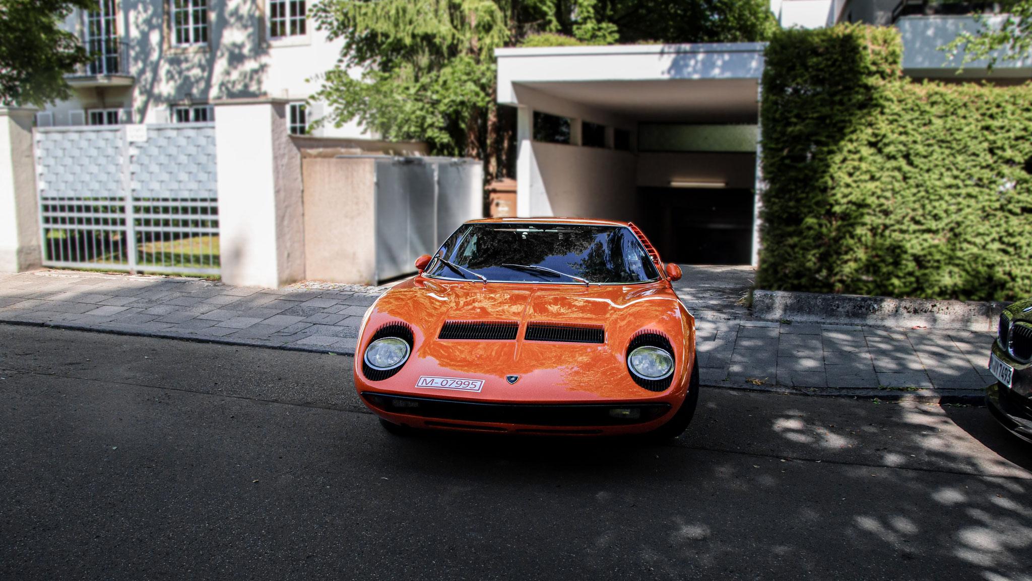 Lamborghini Miura - M-07995