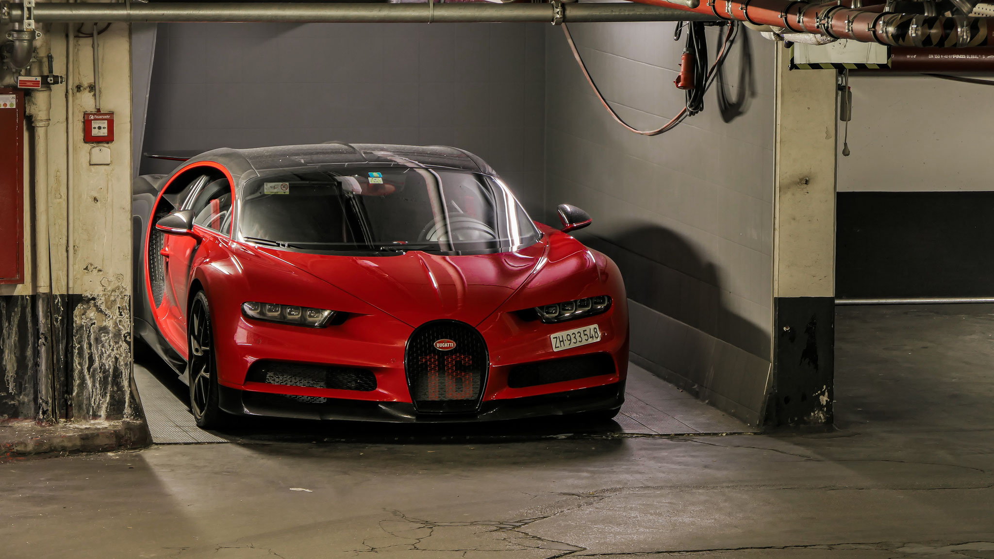 Bugatti Chiron Sport - ZH-933548 (CH)