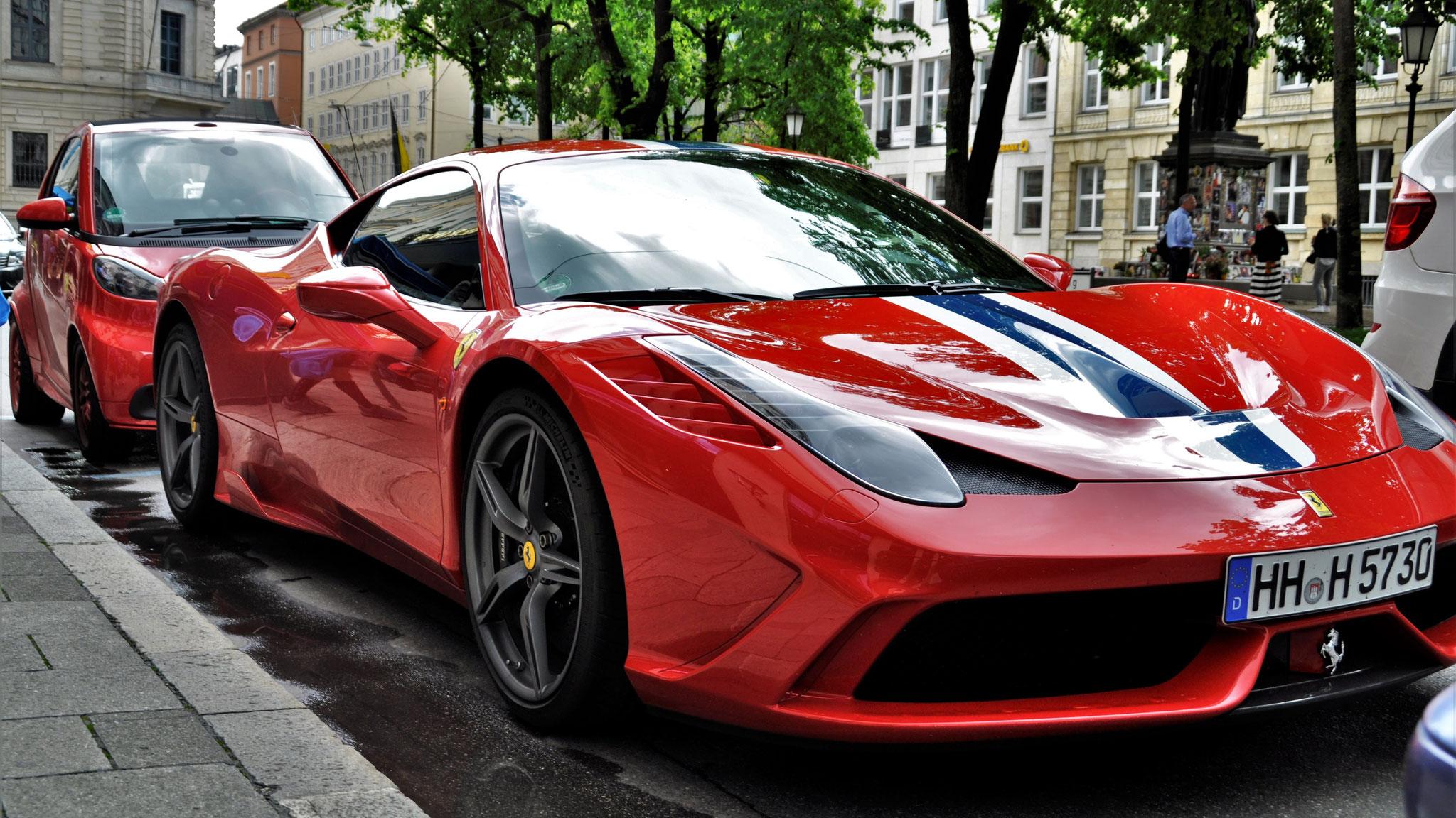 Ferrari 458 Speciale - HH-H-5730