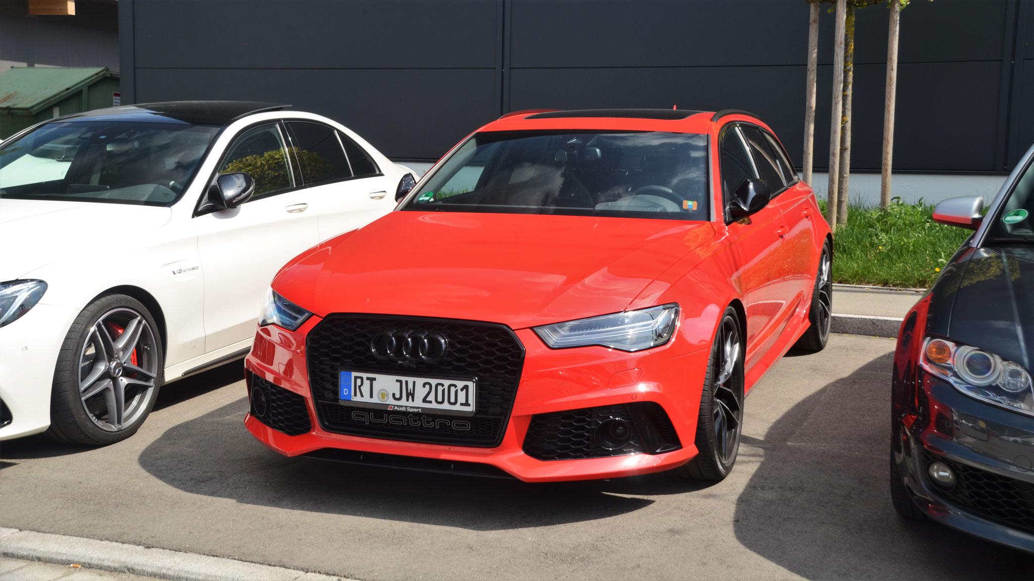 Audi RS6 - RT-JW-2001
