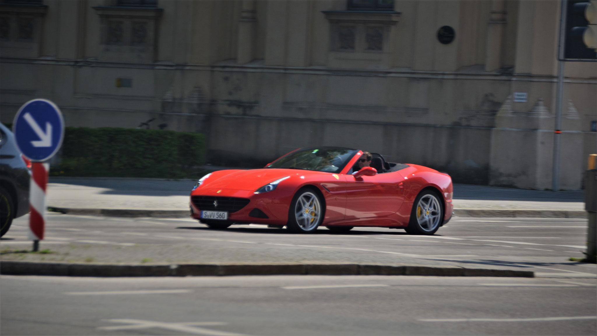 Ferrari California T - S-VV-560