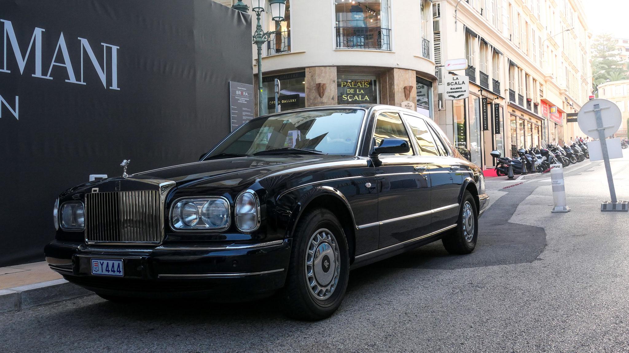 Rolls Royce Silver Seraph - Y444 (MC)