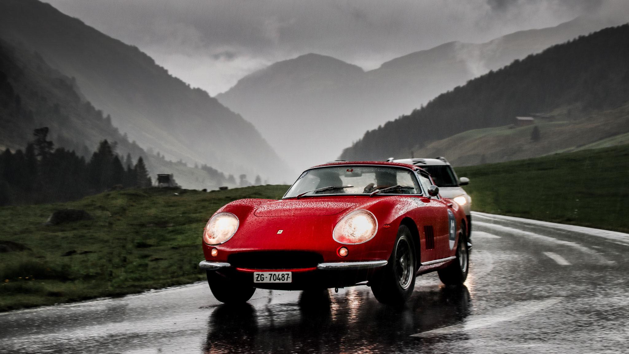 Ferrari 275 GTB Longnose - ZG-70487 (CH)