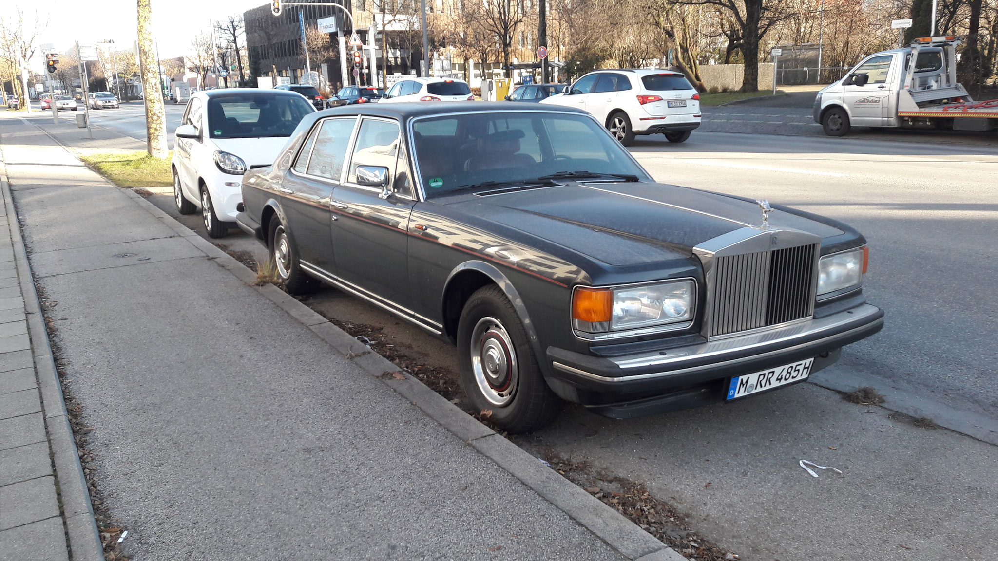 Rolls Royce Silver Spirit - MK1 - M-RR-485H