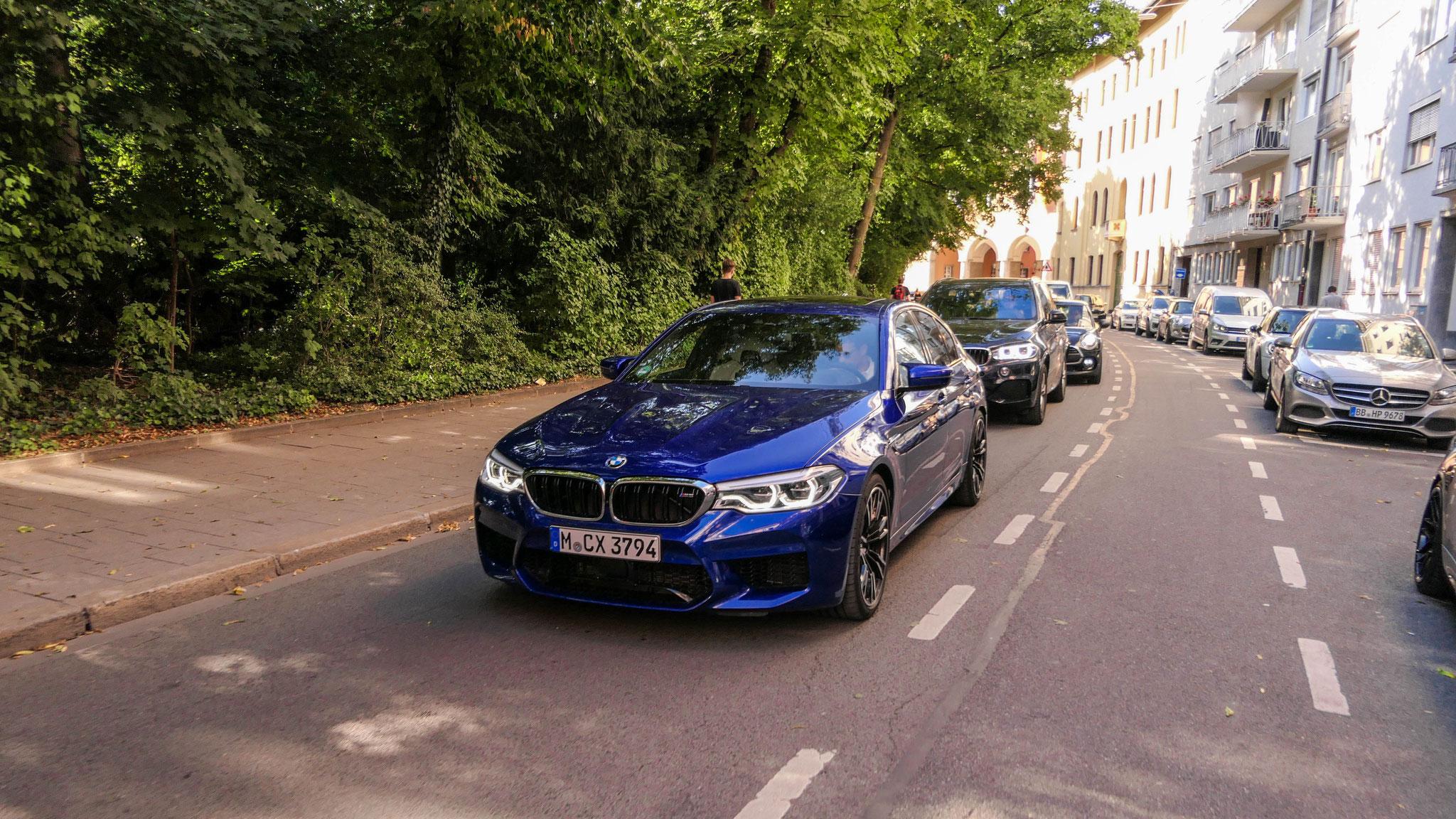 BMW M5 - M-CX-3794