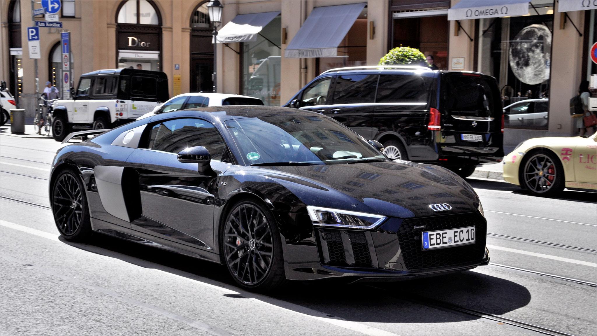 Audi R8 V10 - EBE-EC-10