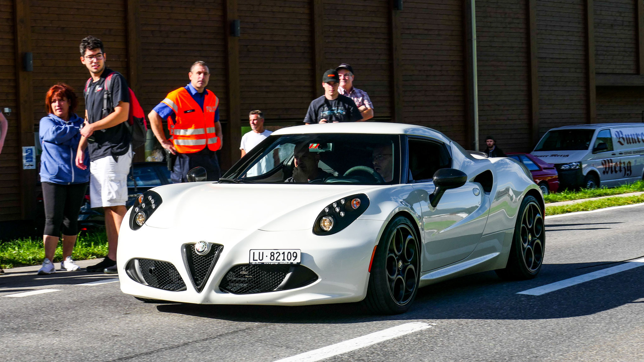 Alfa Romeo 4C - LU-82109 (CH)