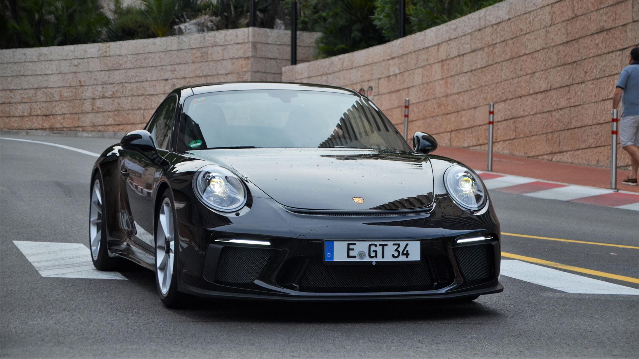 Porsche 991 GT3 Touring Package - E-GT-34