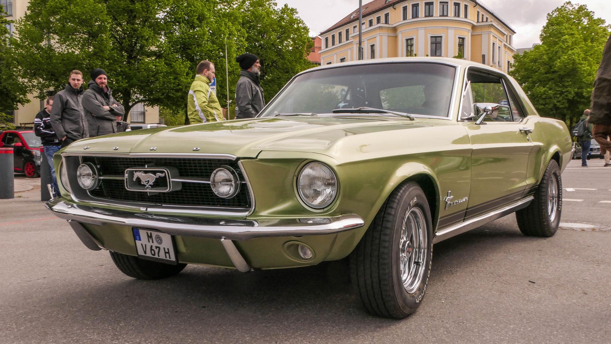 Mustang I - M-V-67H