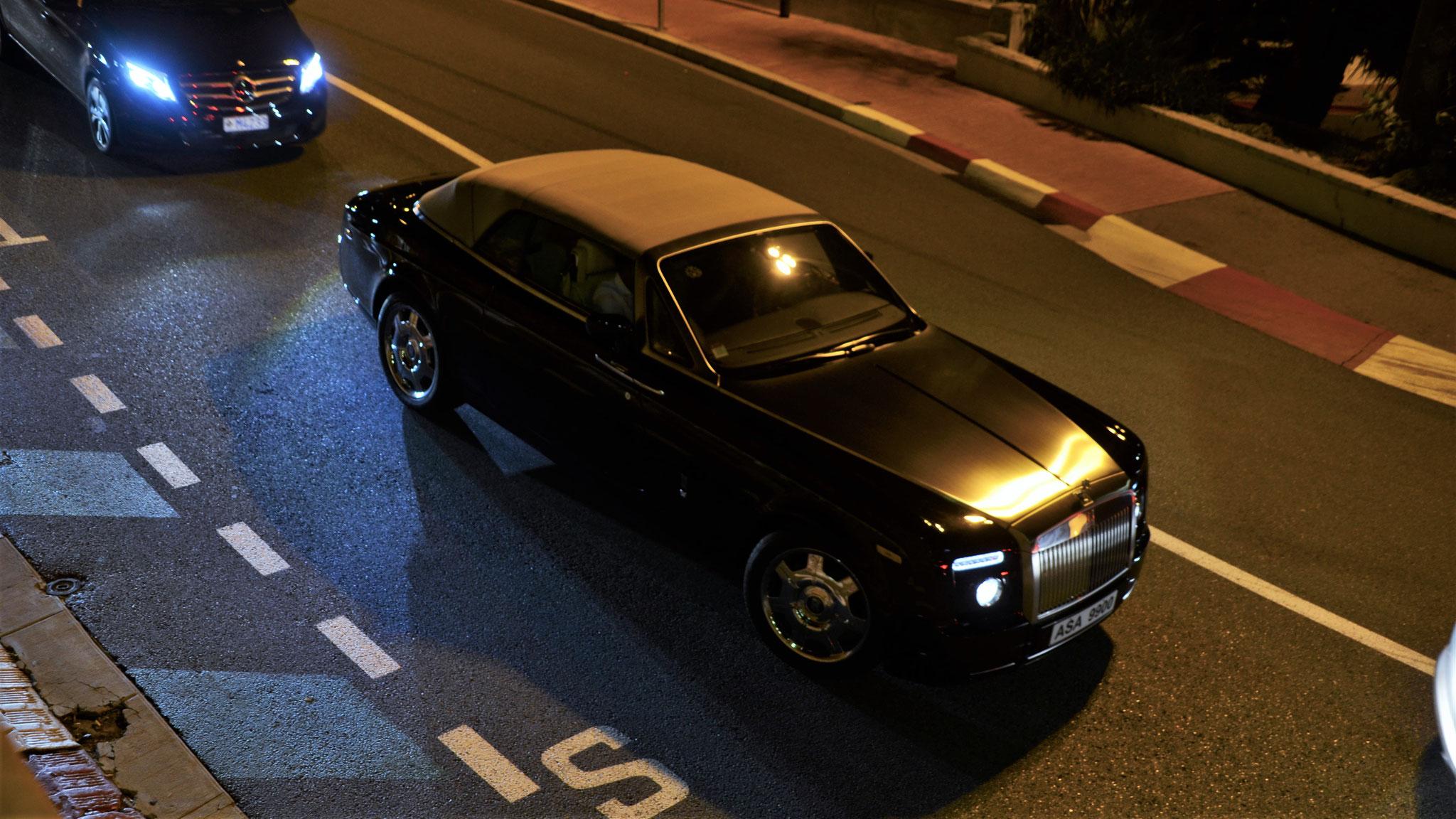 Rolls Royce Drophead - ASA-9900 (Arab)