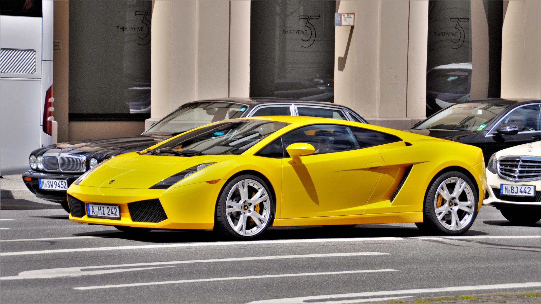 Lamborghini Gallardo LP 520 - A-MI-252
