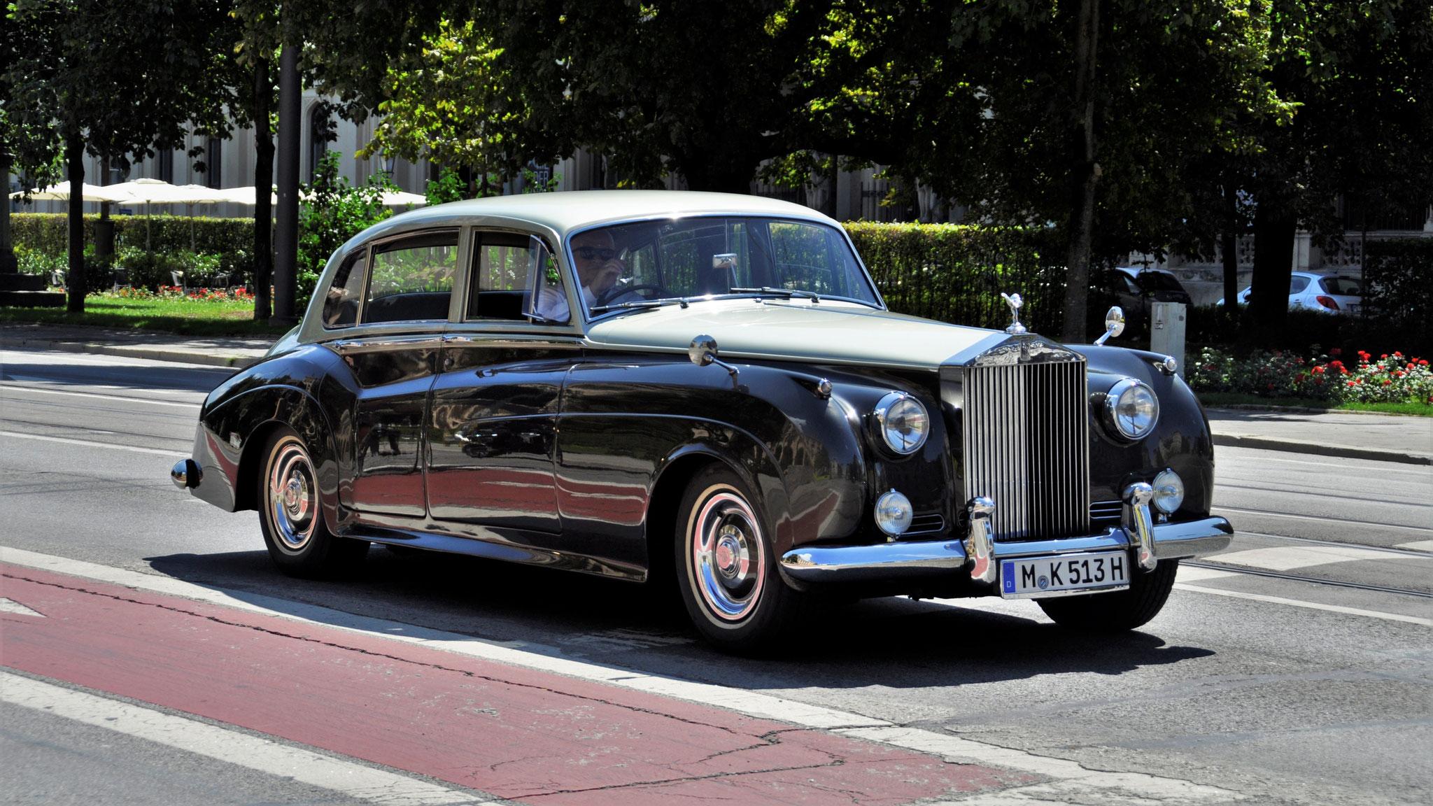 Rolls Royce Silver Cloud I - M-K-513H