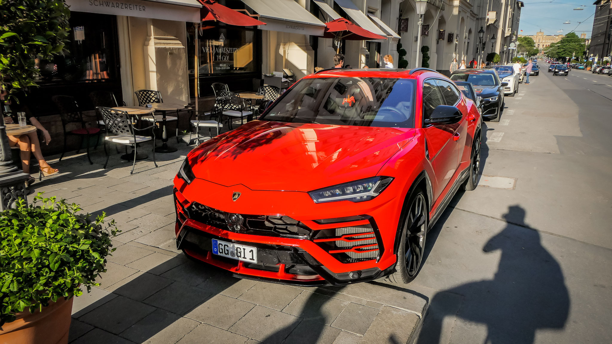 Lamborghini Urus - GG-GI-1