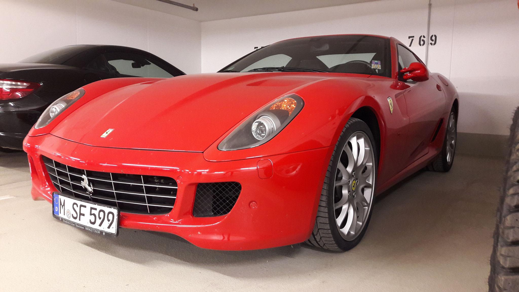 Ferrari 599 GTB - M-SF-599