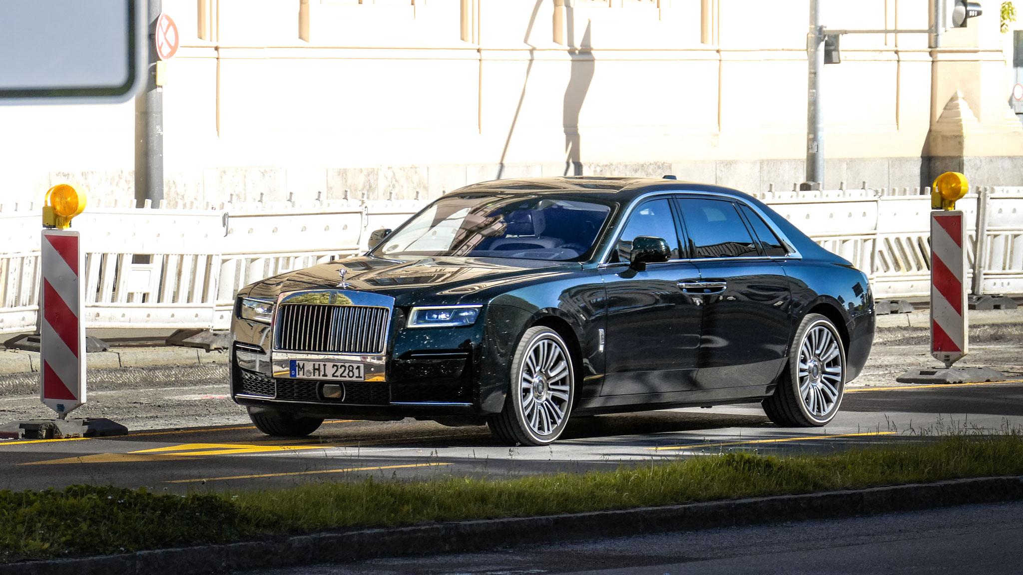 Rolls Royce Ghost - M-HI-2281
