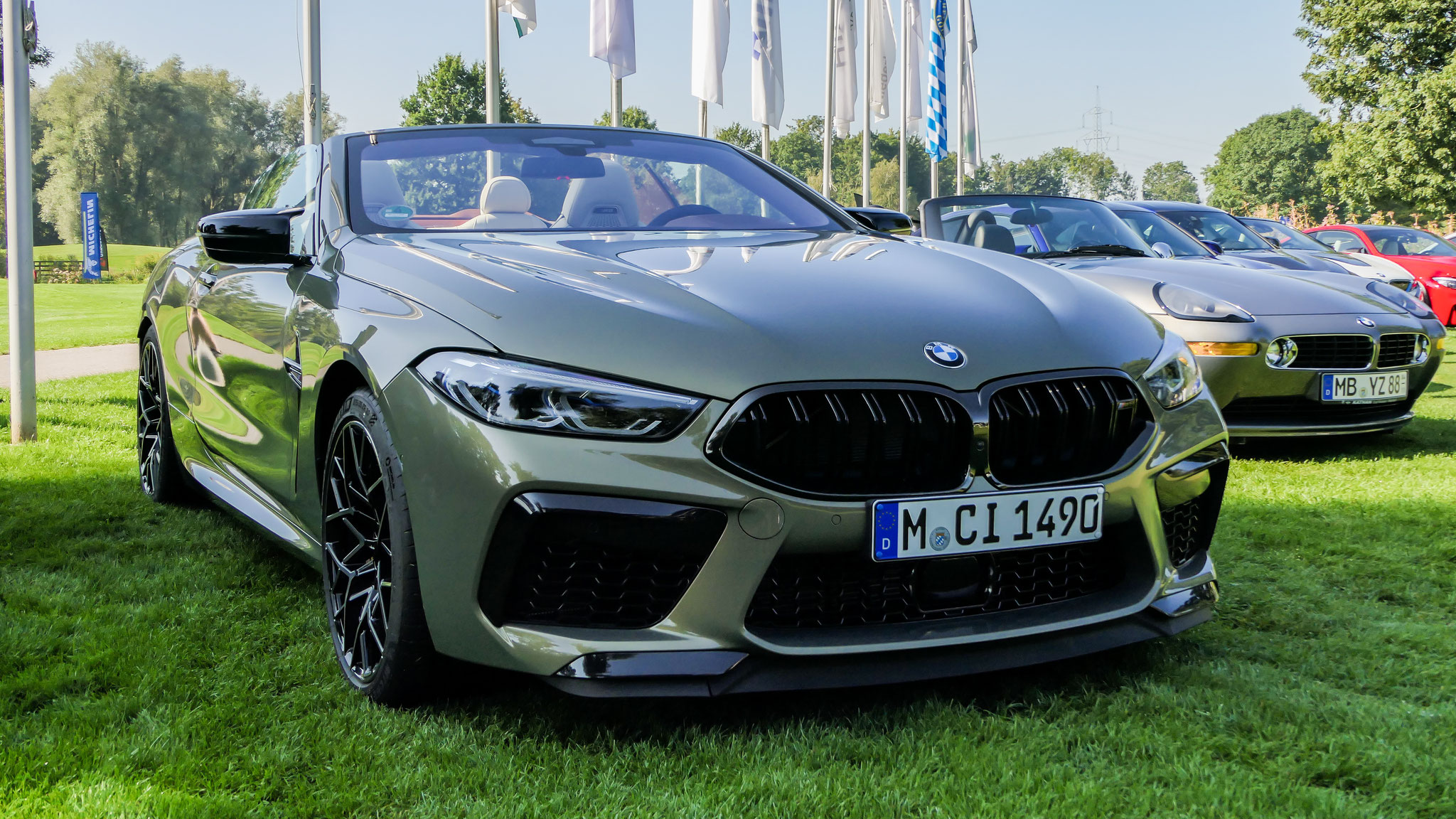 BMW M8 Competition Cabrio - M-CI-1490