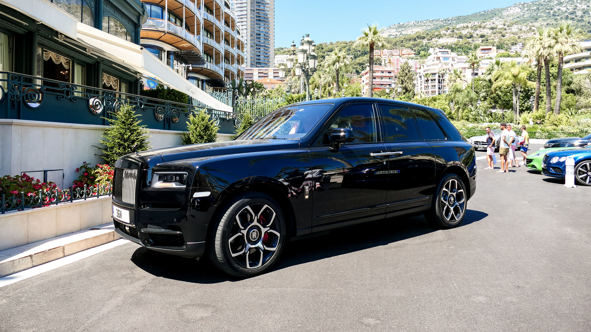Rolls Royce Cullinan Black Badge - 36V (GB)