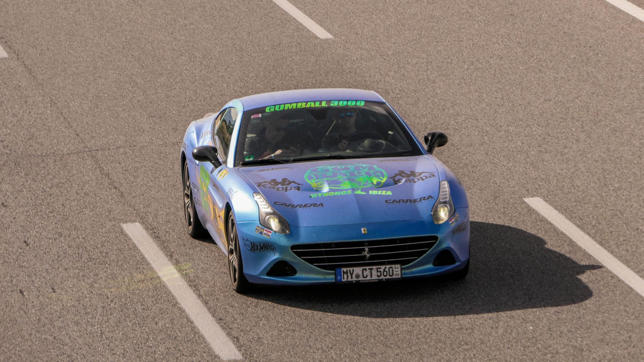 Ferrari California T - MY-CT-560