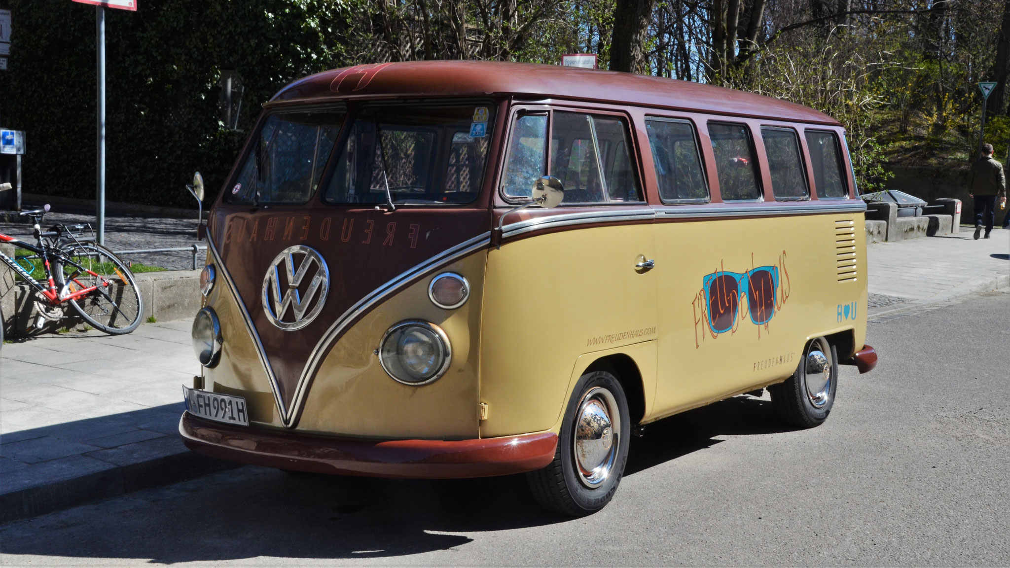 VW T1 - M-FH-991H