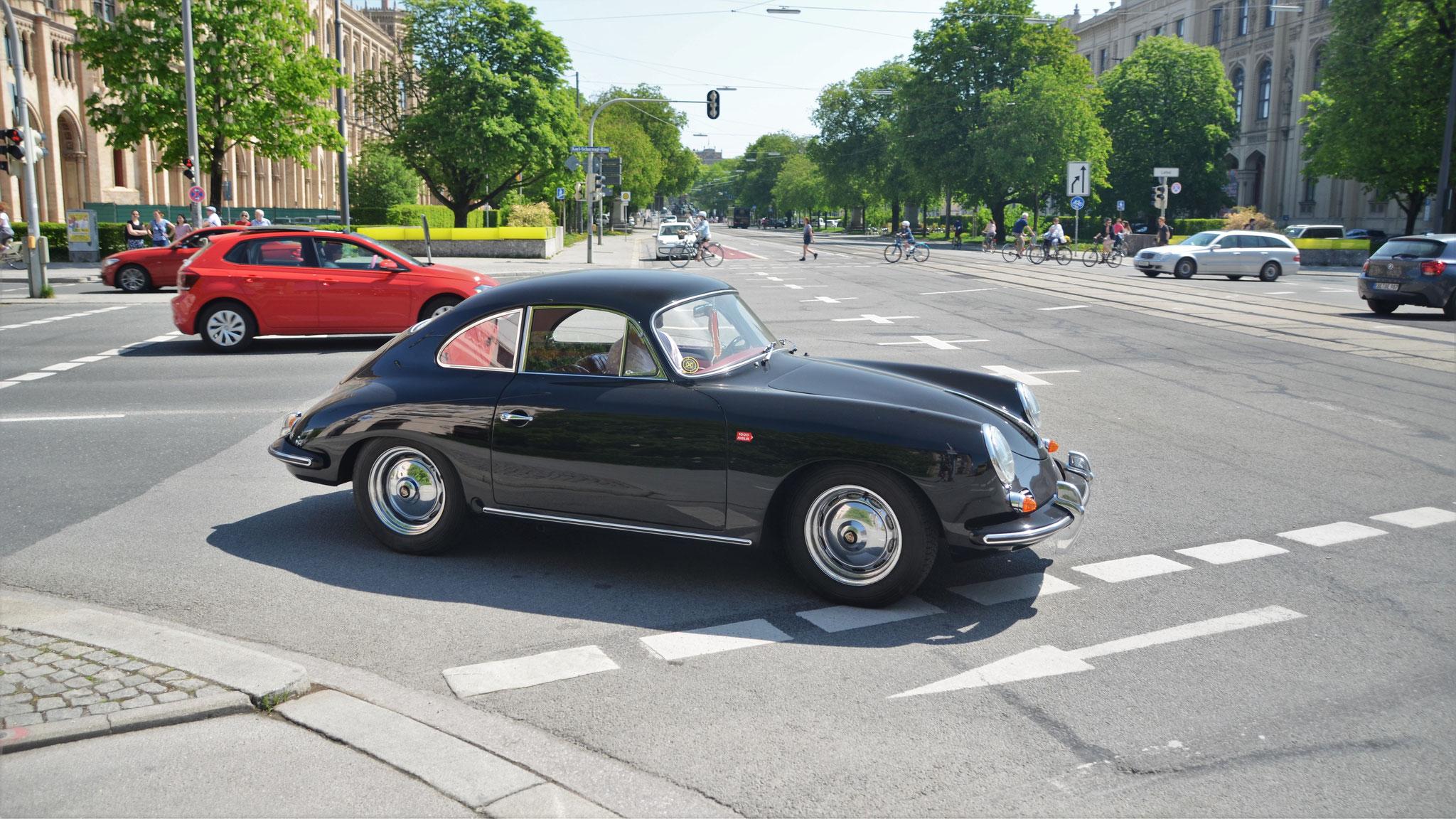 Porsche 356 1600 Super - M-HP-356H