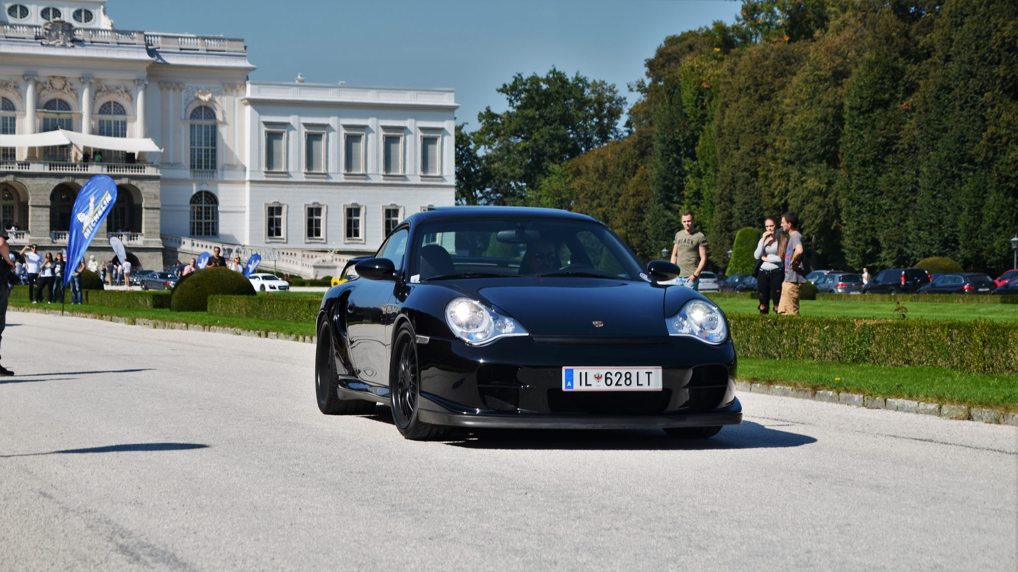Porsche 996 GT2 - IL-628-LT (AUT)