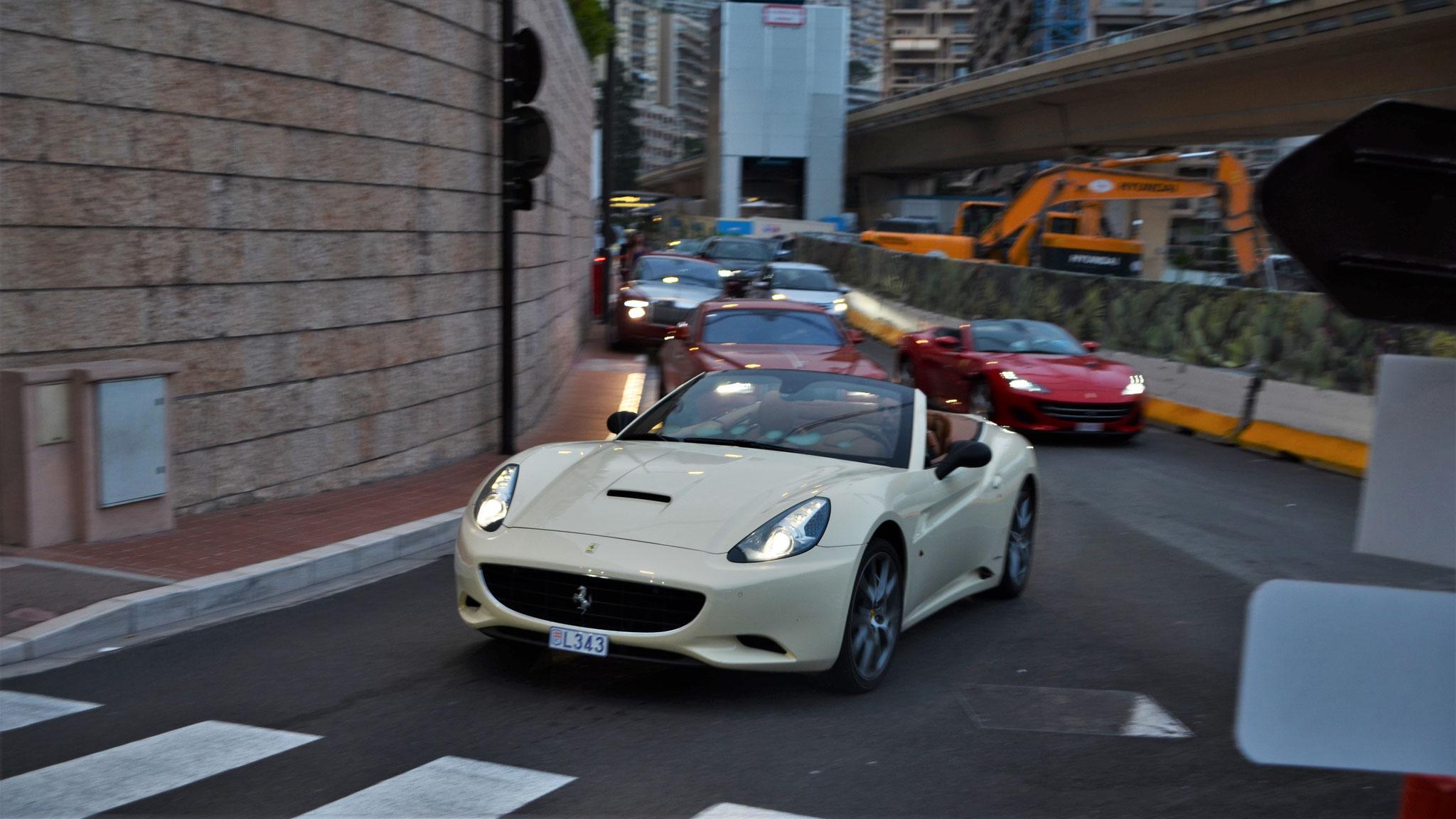 Ferrari California - L343