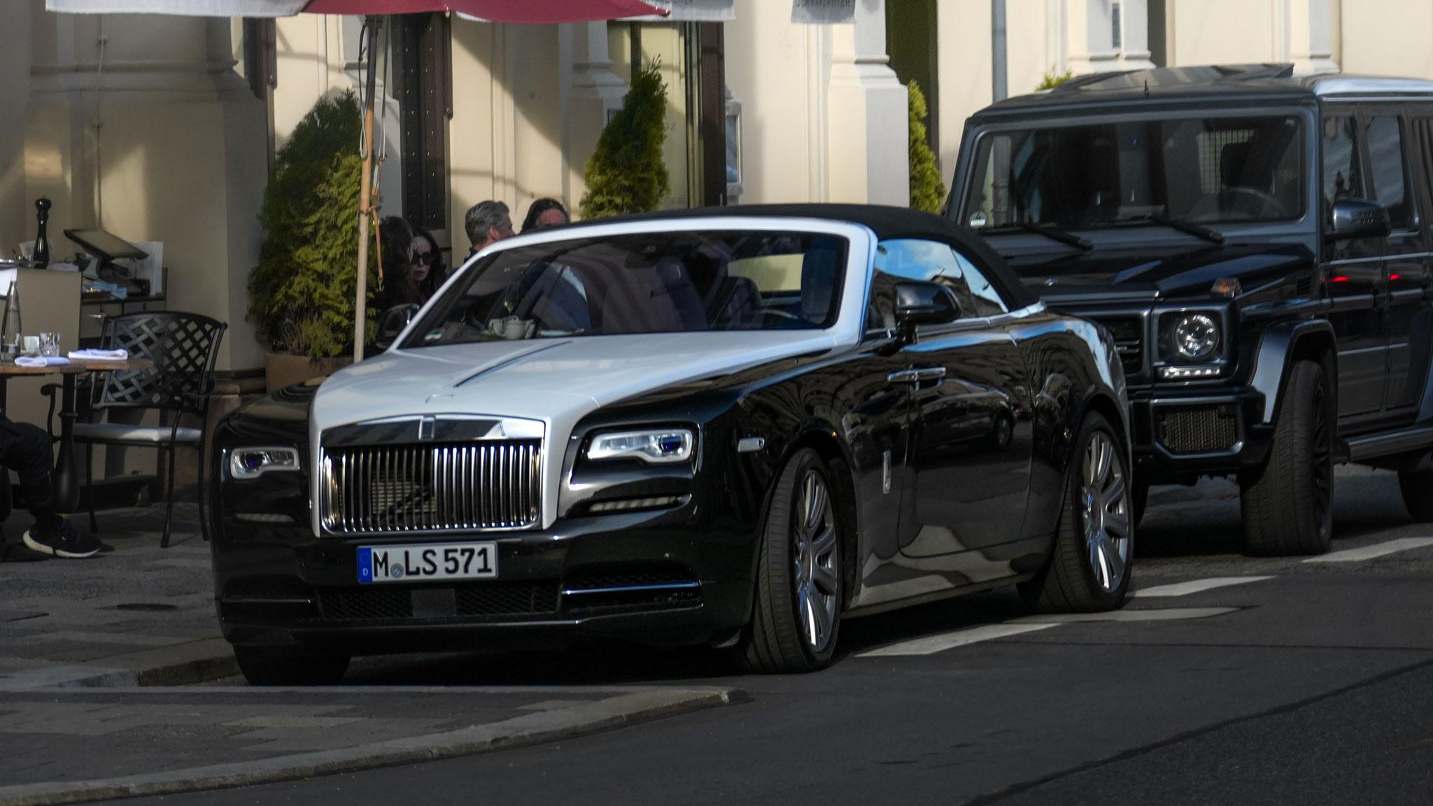 Rolls Royce Dawn - M-LS-571