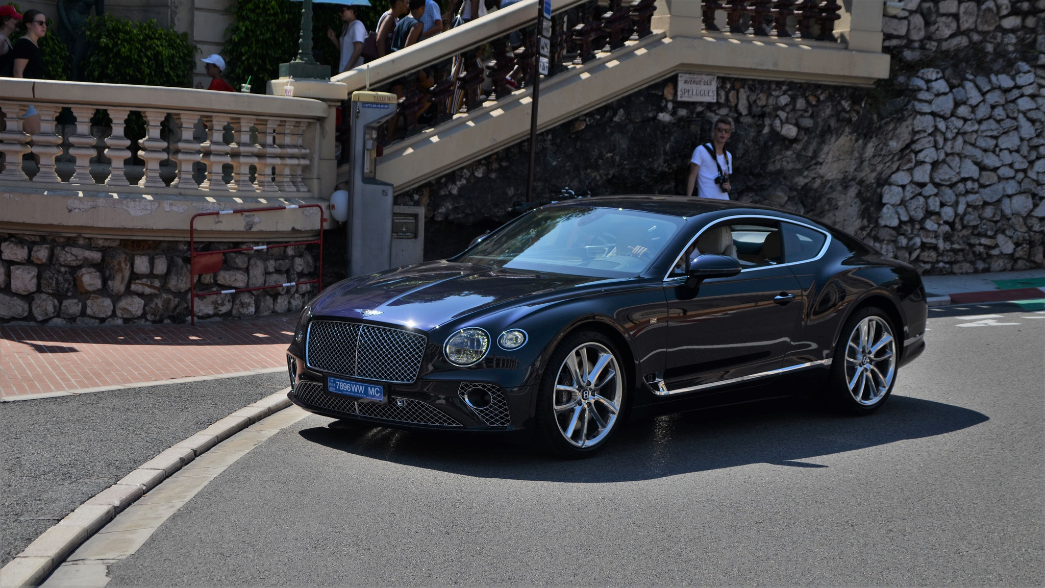 Bentley Continental GT - 7896-WW-MC (MC)