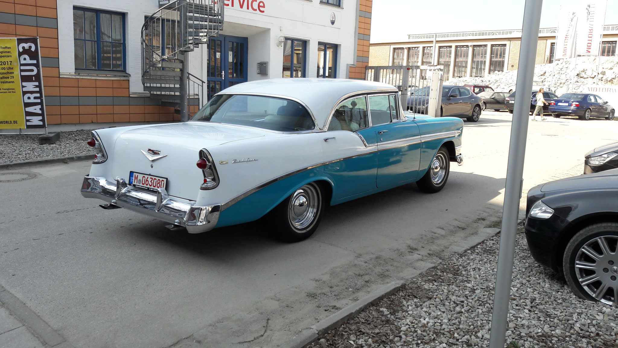 Chevrolet Bel Air - M-063080