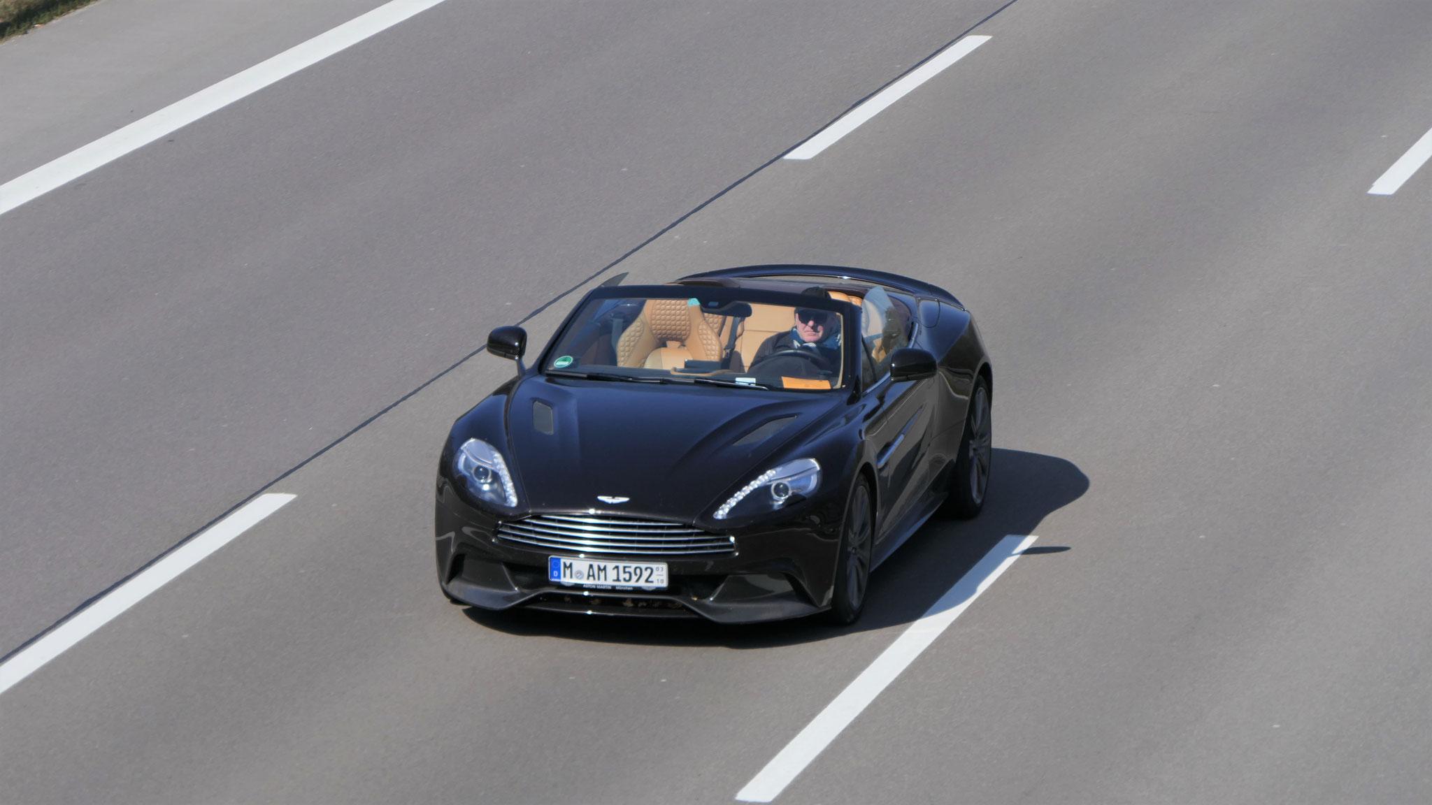 Aston Martin Vanquish - M-AM-1592